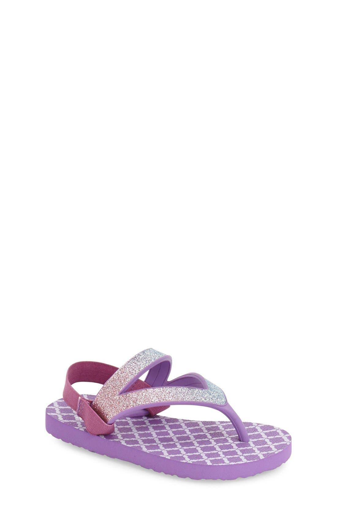 'Lil Selene' Sandal,                             Main thumbnail 3, color,