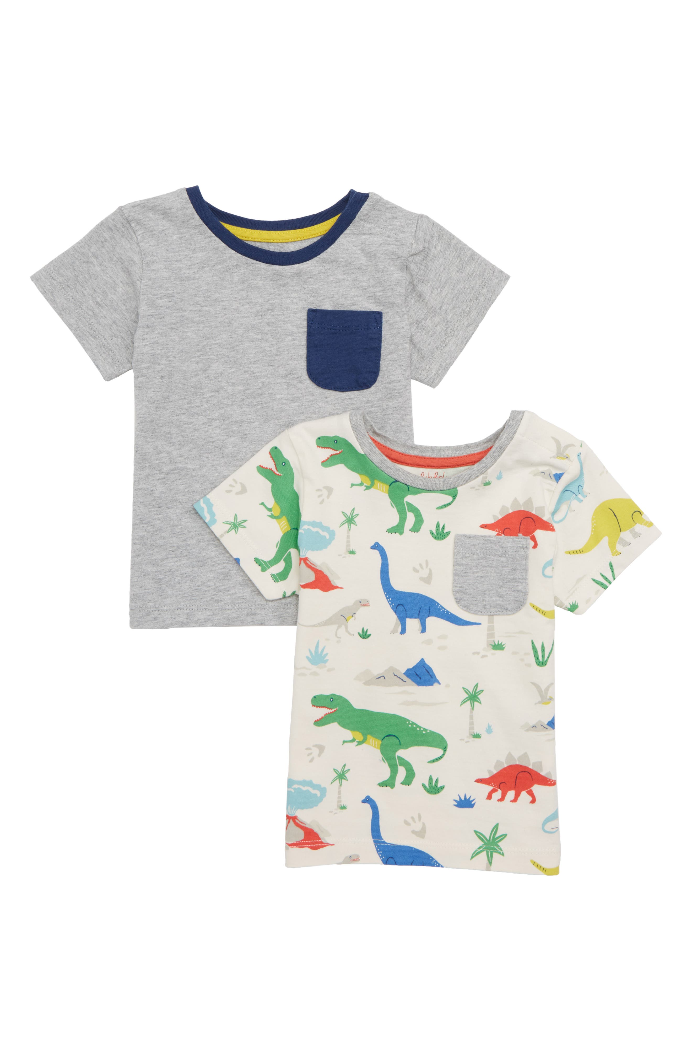 2-Pack T-Shirts,                         Main,                         color, 906