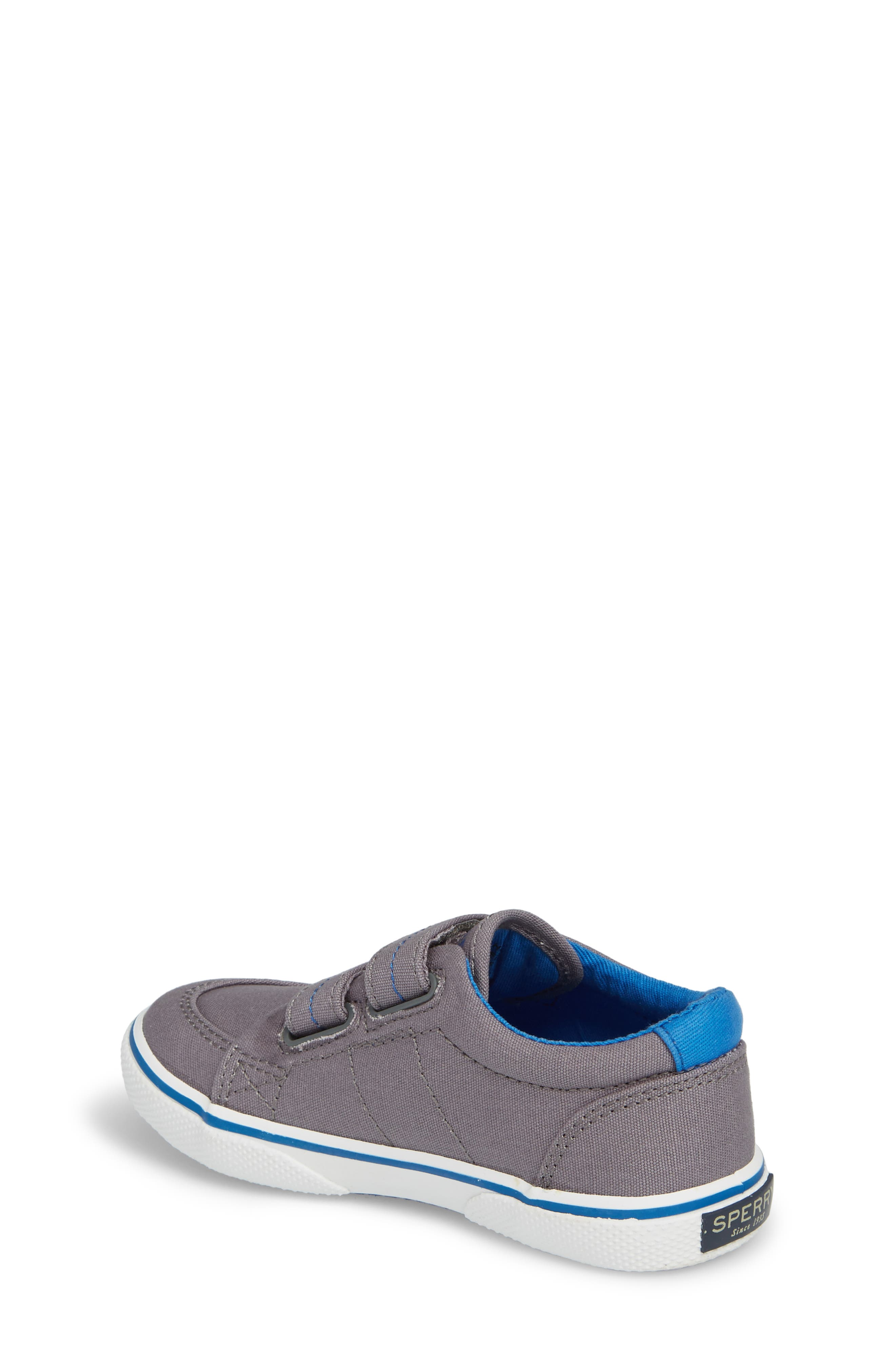 Sperry Top-Sider<sup>®</sup> Kids 'Halyard' Sneaker,                             Alternate thumbnail 6, color,