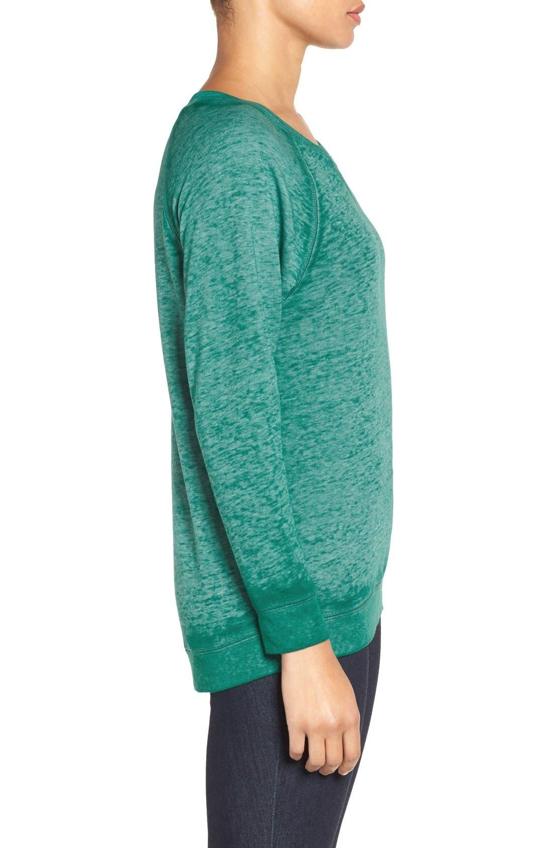 Burnout Sweatshirt,                             Alternate thumbnail 55, color,
