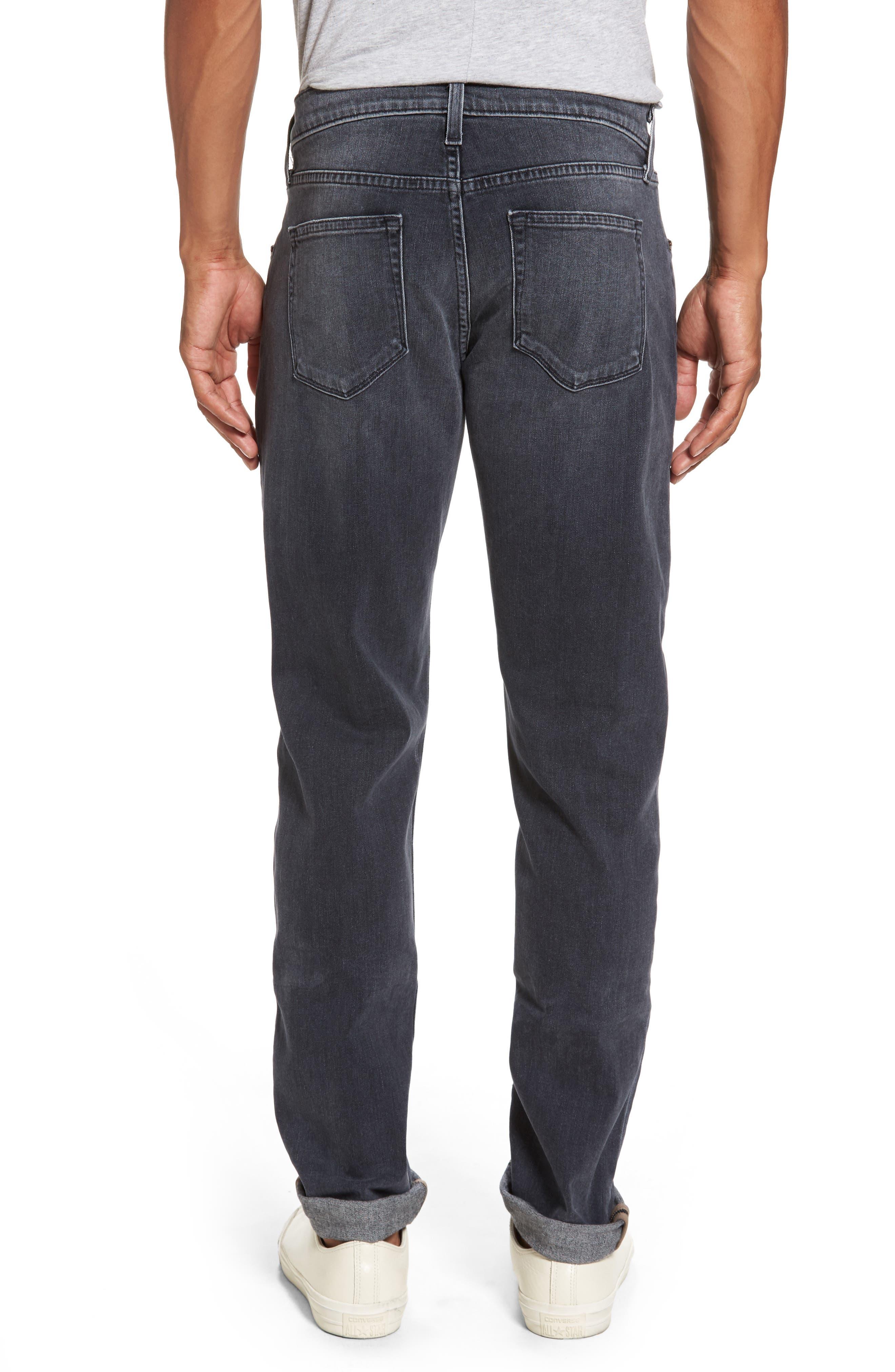 Tyler Slim Jeans,                             Alternate thumbnail 2, color,                             400