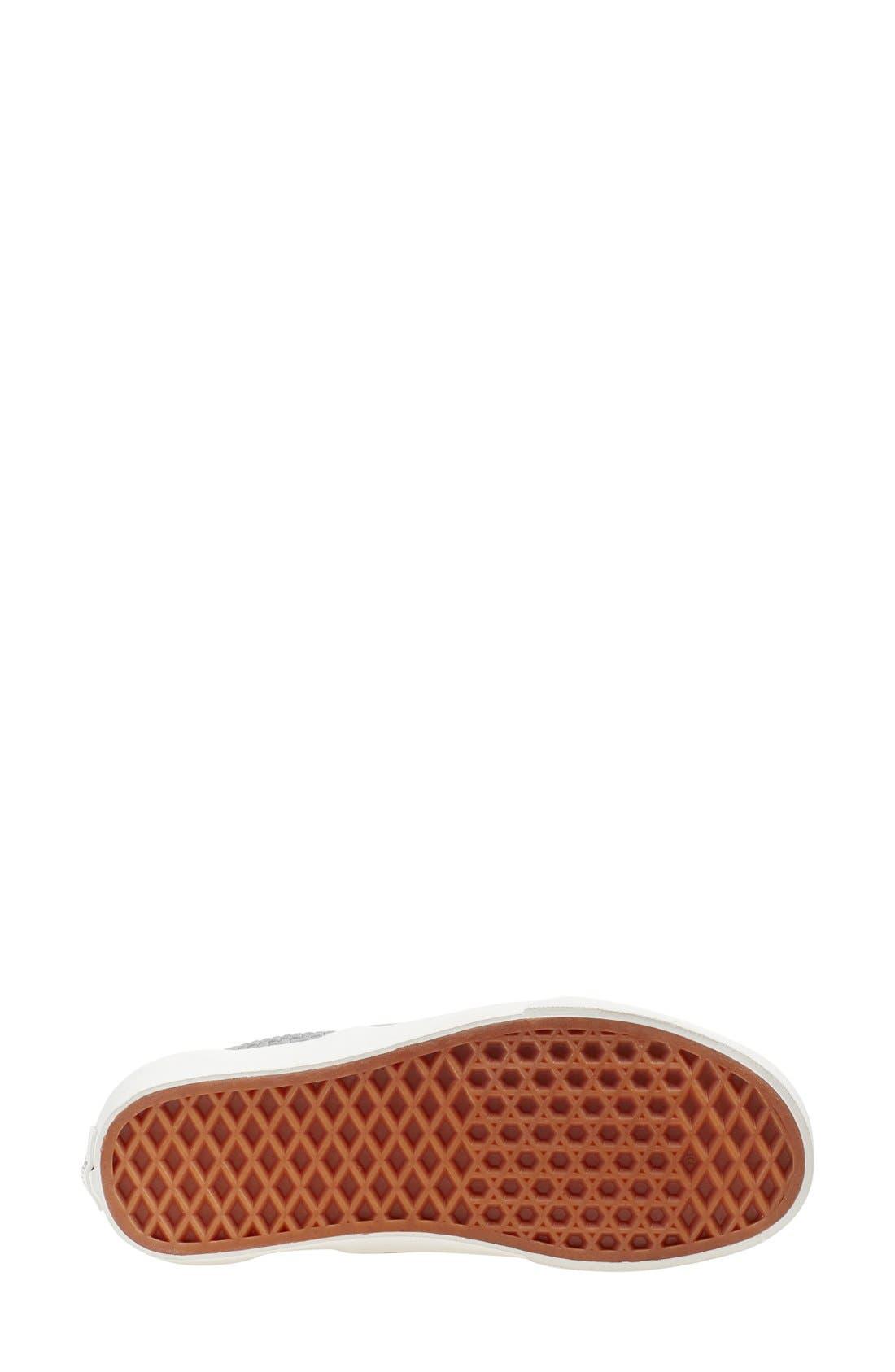 Classic Slip-On Sneaker,                             Alternate thumbnail 225, color,