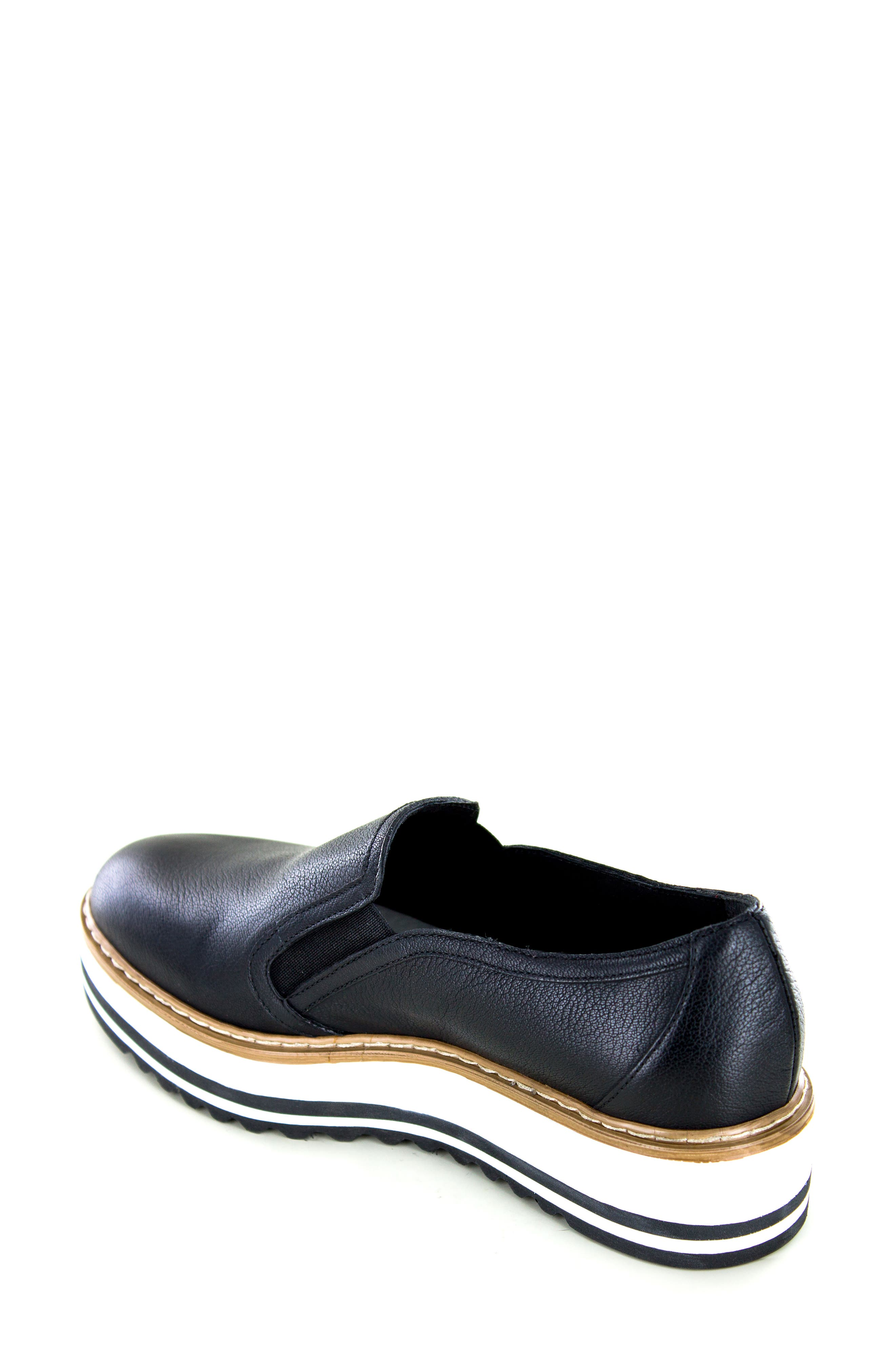 Summit Belton Platform Slip-On,                             Alternate thumbnail 8, color,