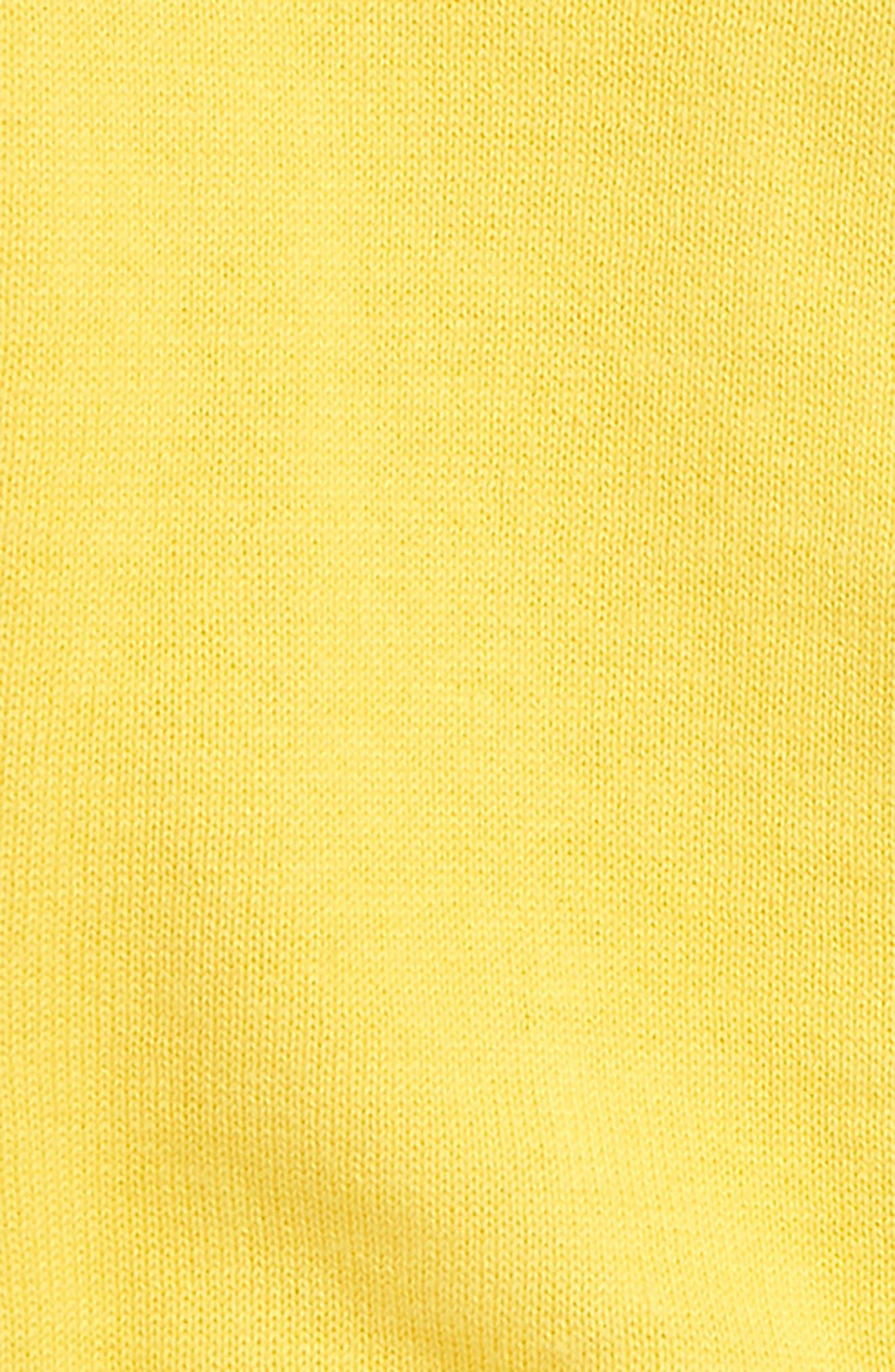 True Knit Lemon Cardigan,                             Alternate thumbnail 2, color,                             760