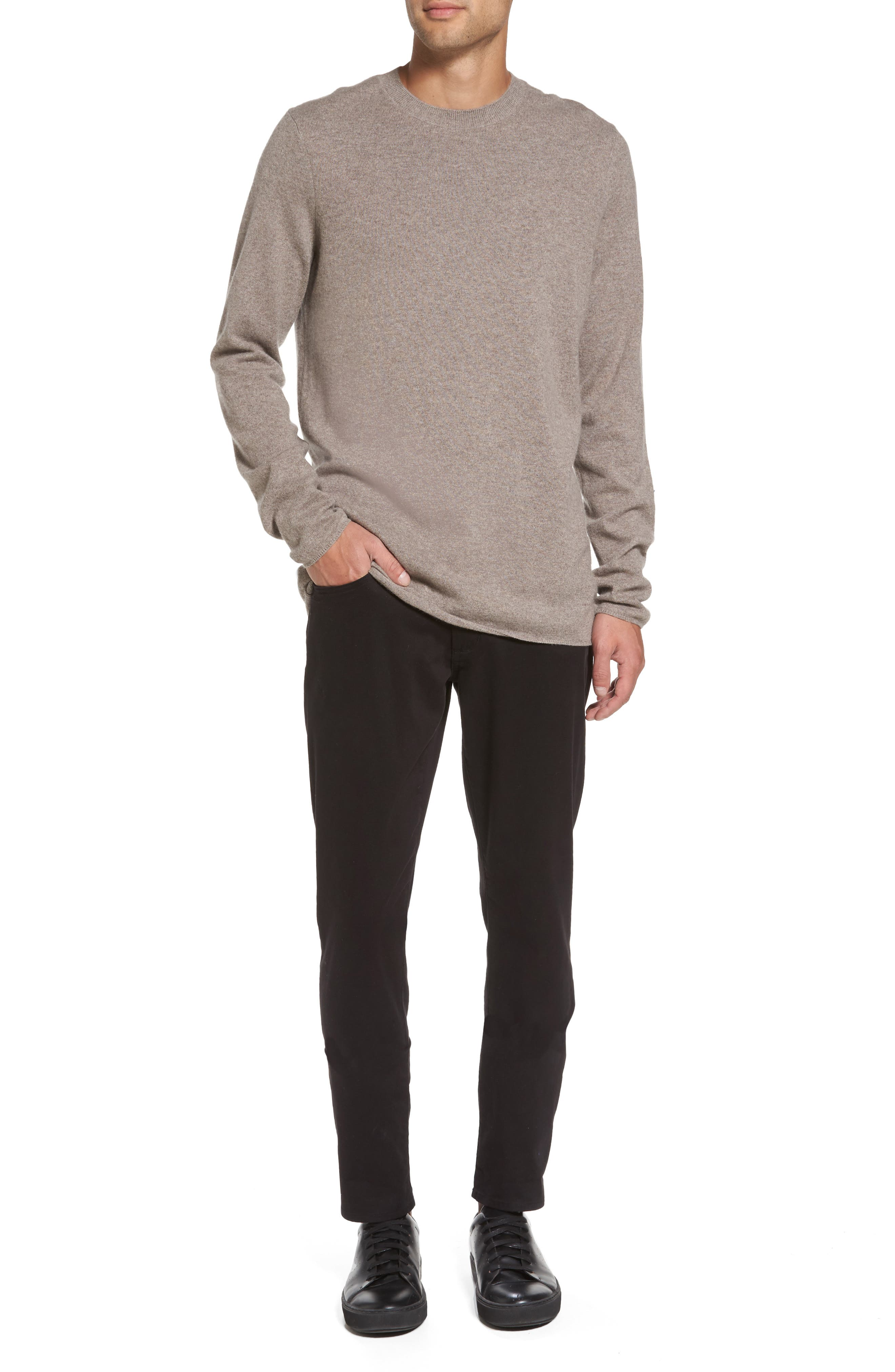 Regular Fit Crewneck Sweater,                             Alternate thumbnail 7, color,                             281