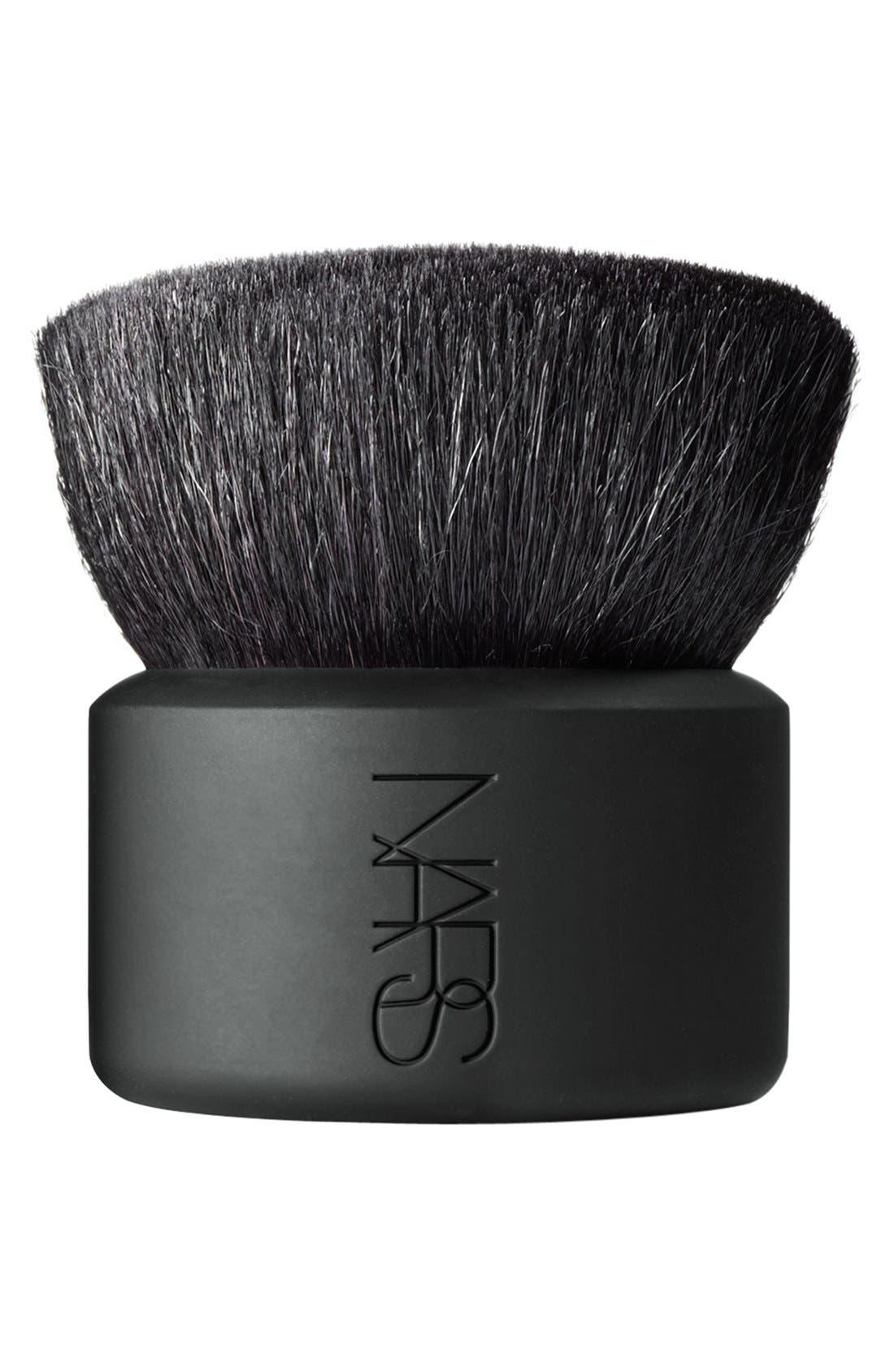 NARS Botan Kabuki Brush, Main, color, NO COLOR