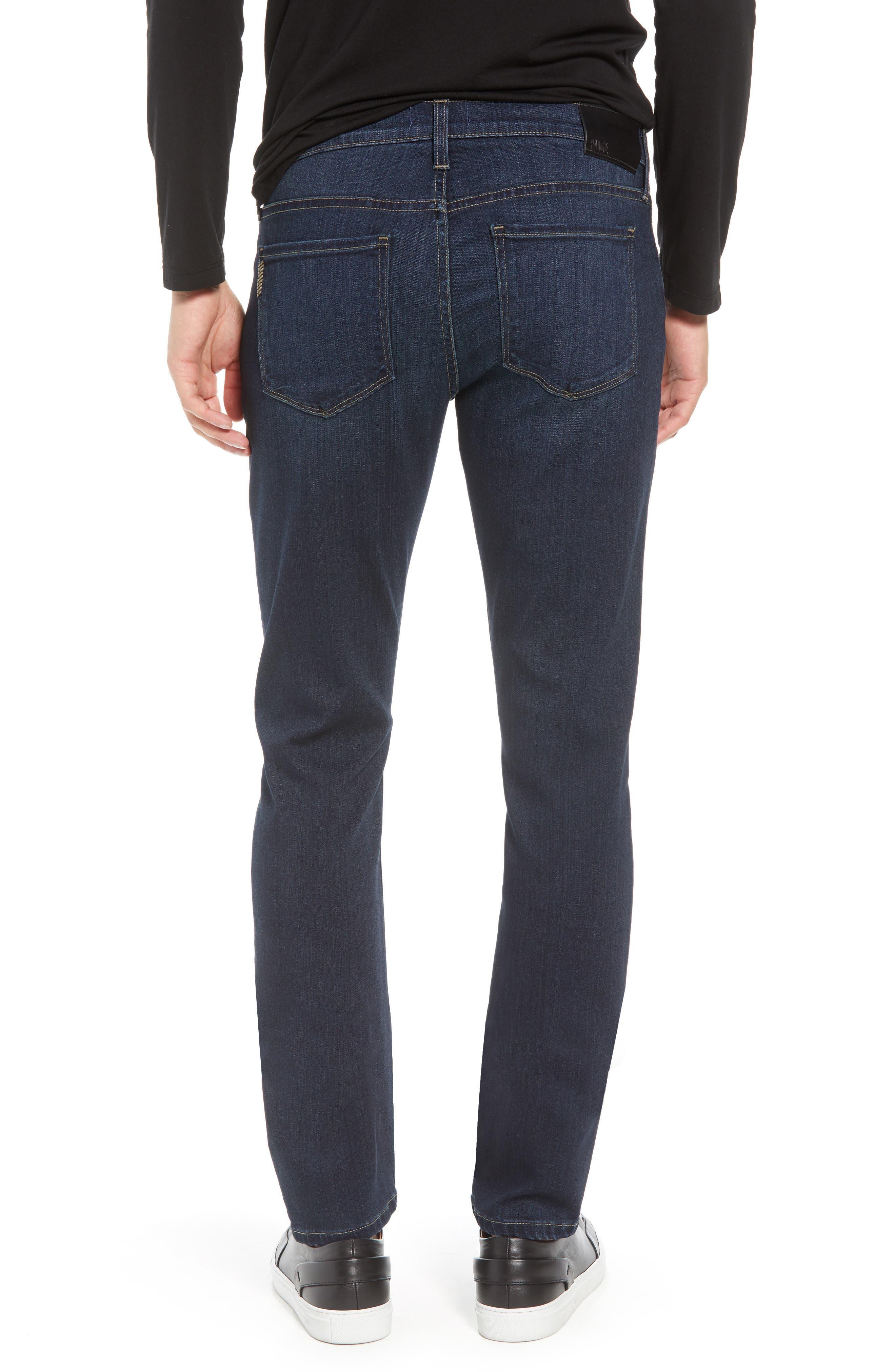 Transcend – Lennox Slim Fit Jeans,                             Alternate thumbnail 2, color,                             HALE
