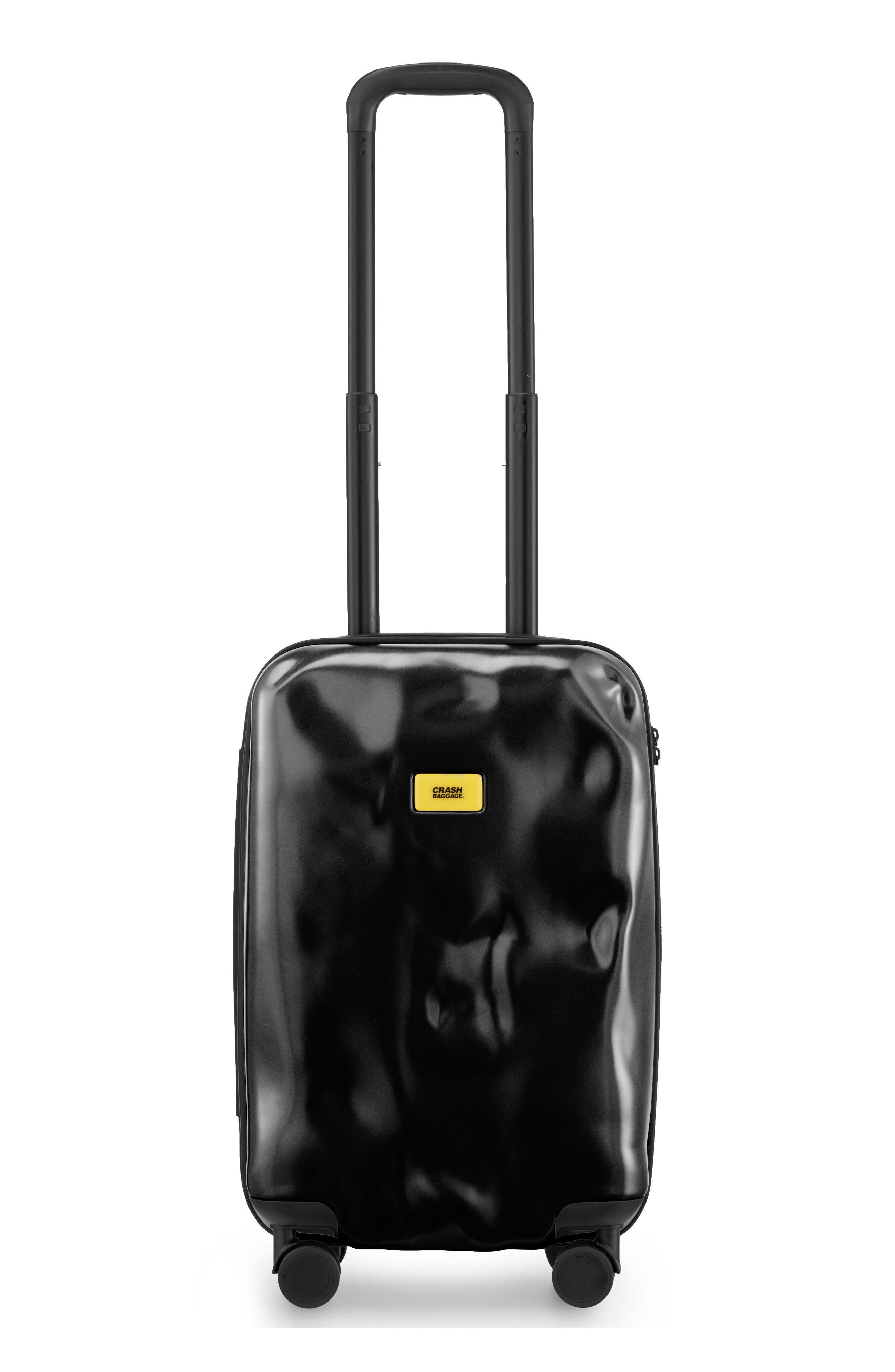 Small Pioneer Cabin Trolley Case,                             Main thumbnail 1, color,                             001