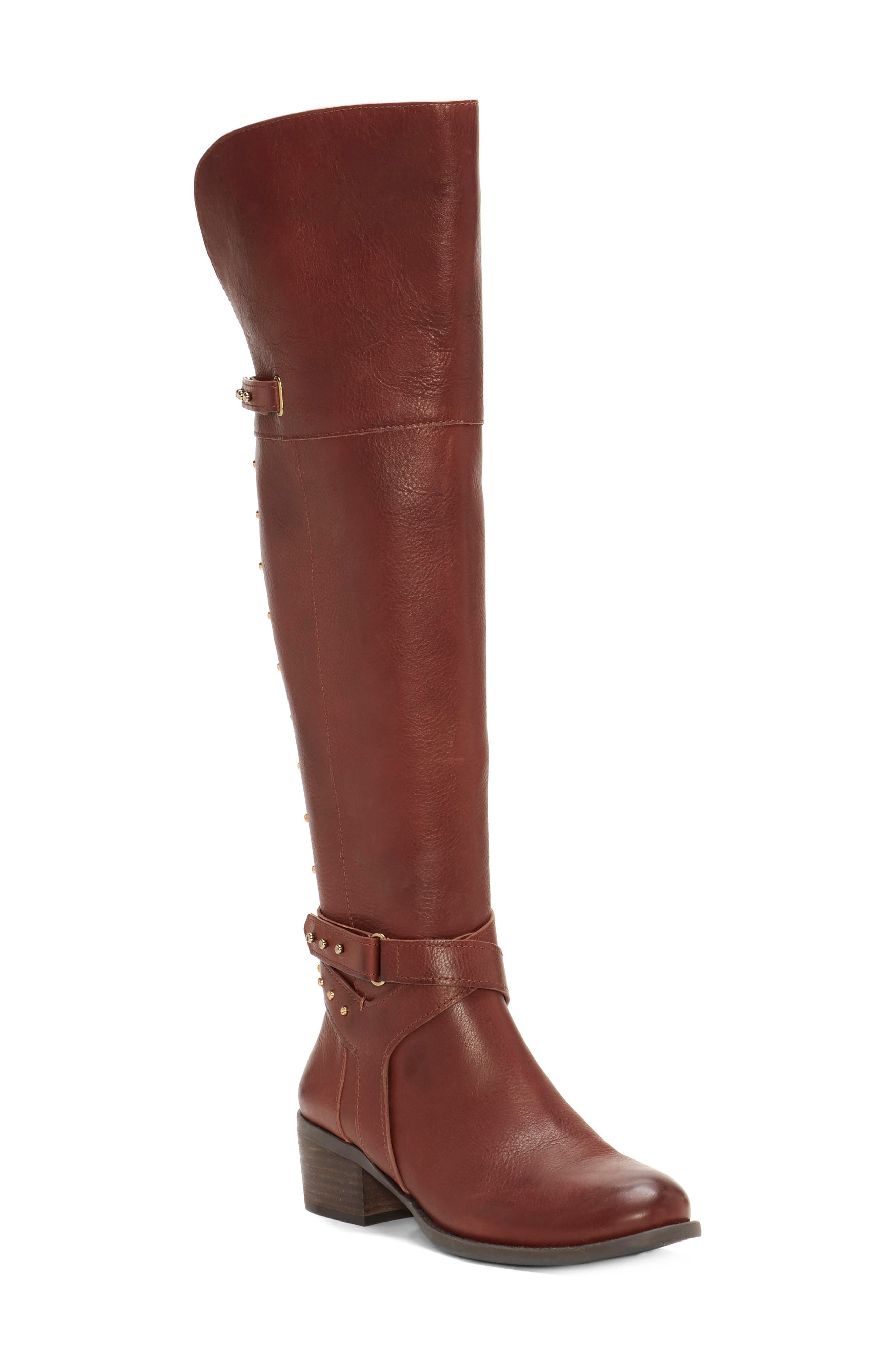 Vince Camuto Bestant Over The Knee Boot, Brown