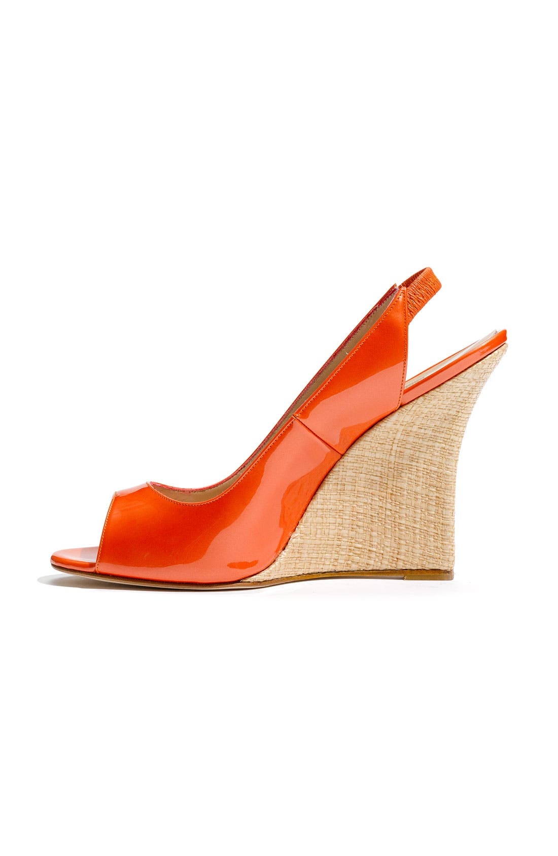 'Maniapla' Slingback Wedge,                             Alternate thumbnail 3, color,