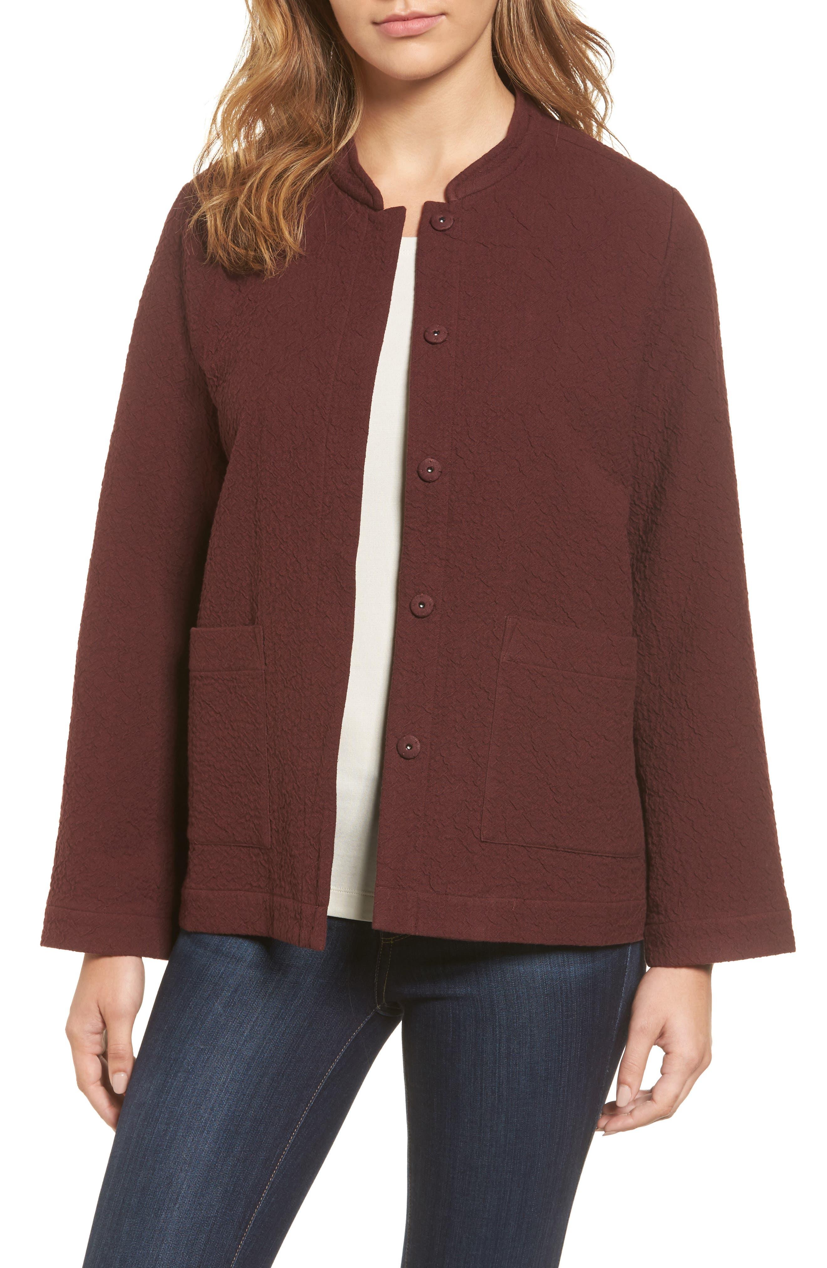 Organic Cotton Jacket,                         Main,                         color, 623