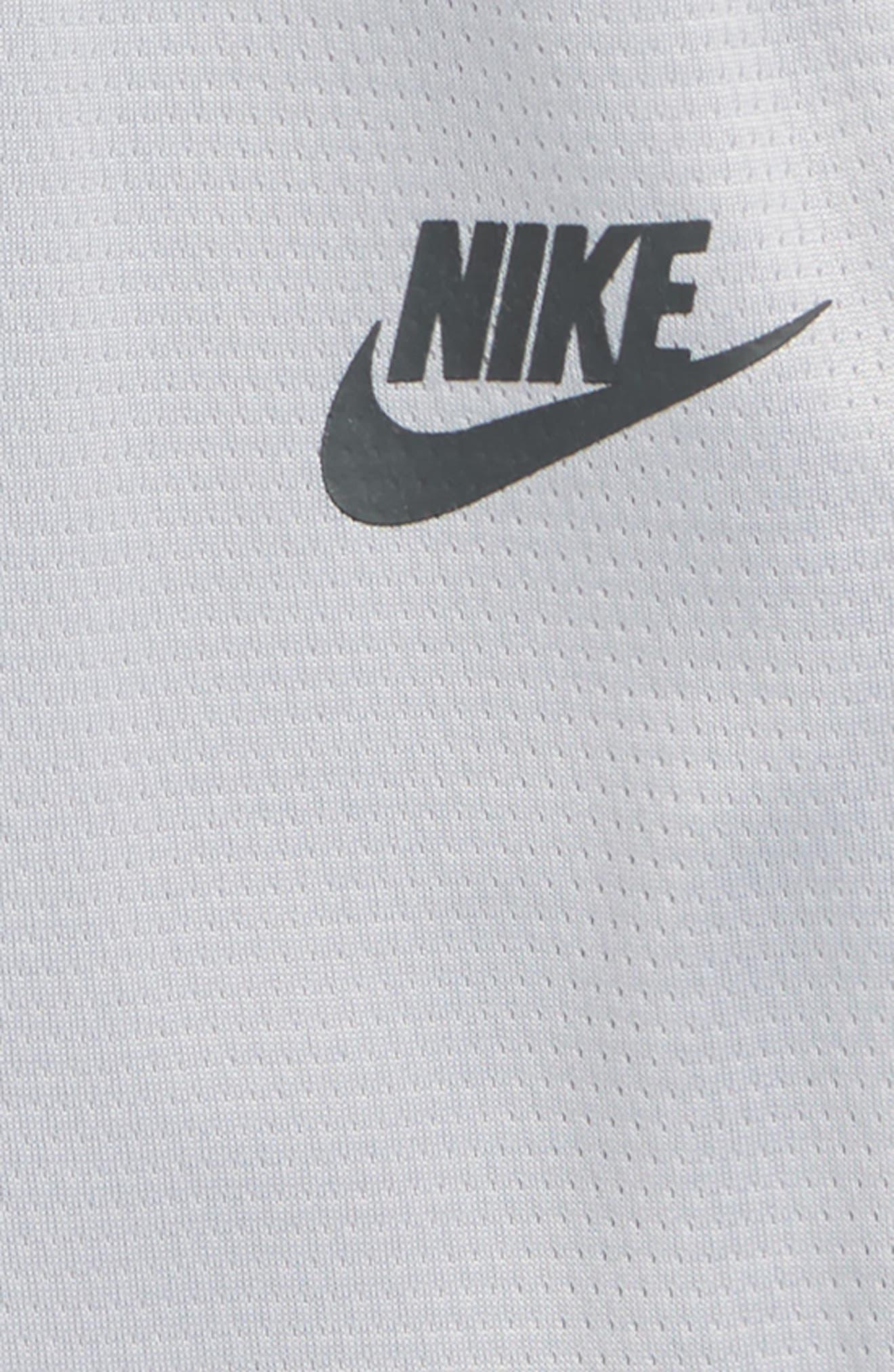 Sportswear Tech Fleece Shorts,                             Alternate thumbnail 2, color,                             WOLF GREY/ ANTHRACITE