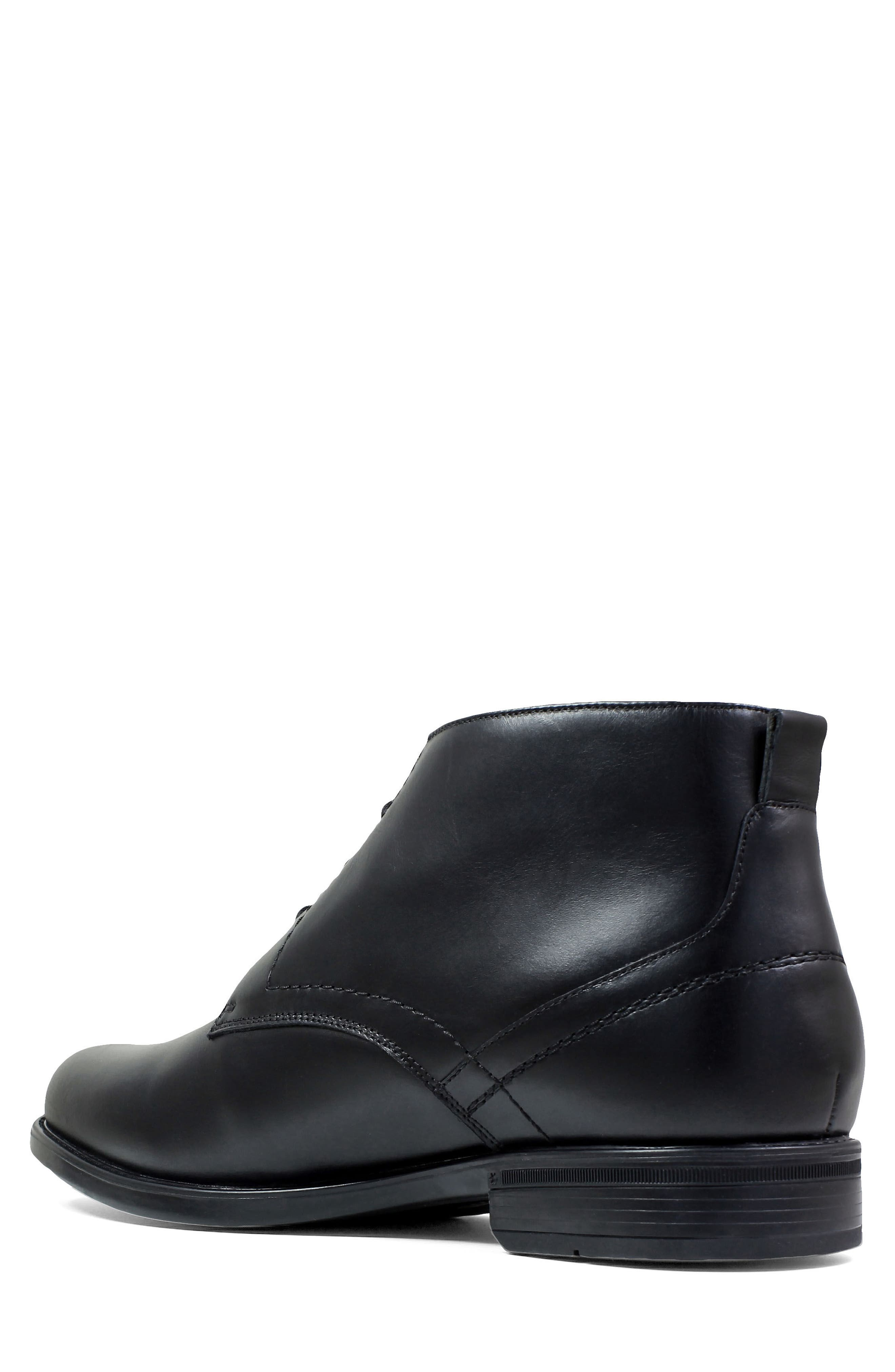 Midtown Waterproof Chukka Boot,                             Alternate thumbnail 2, color,                             BLACK