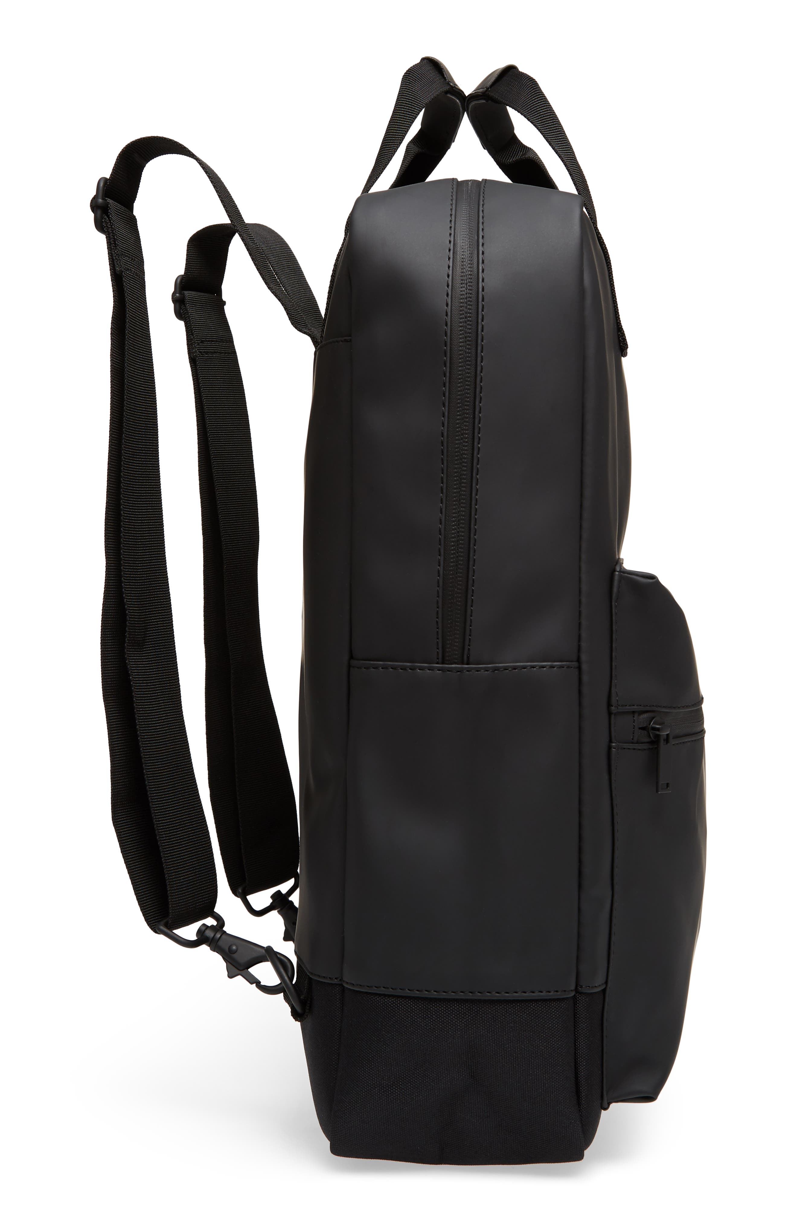Scout Backpack,                             Alternate thumbnail 5, color,                             BLACK