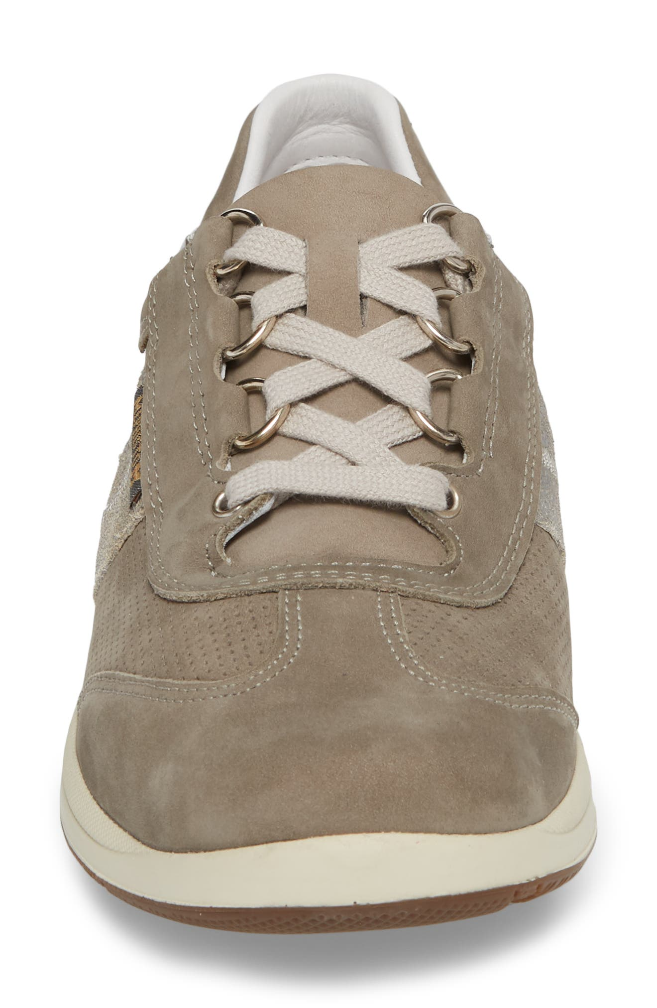 Laser Perforated Walking Shoe,                             Alternate thumbnail 23, color,