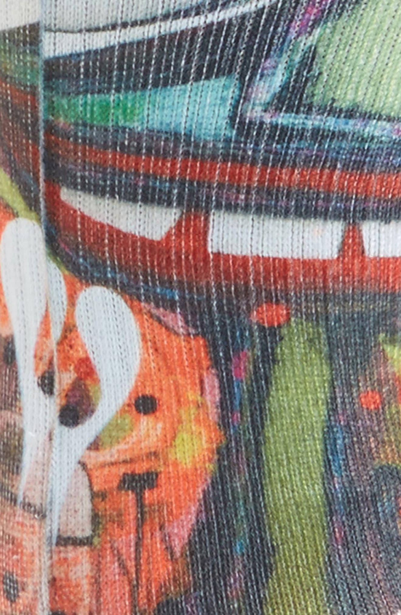 Frost Heart Socks,                             Alternate thumbnail 2, color,                             400