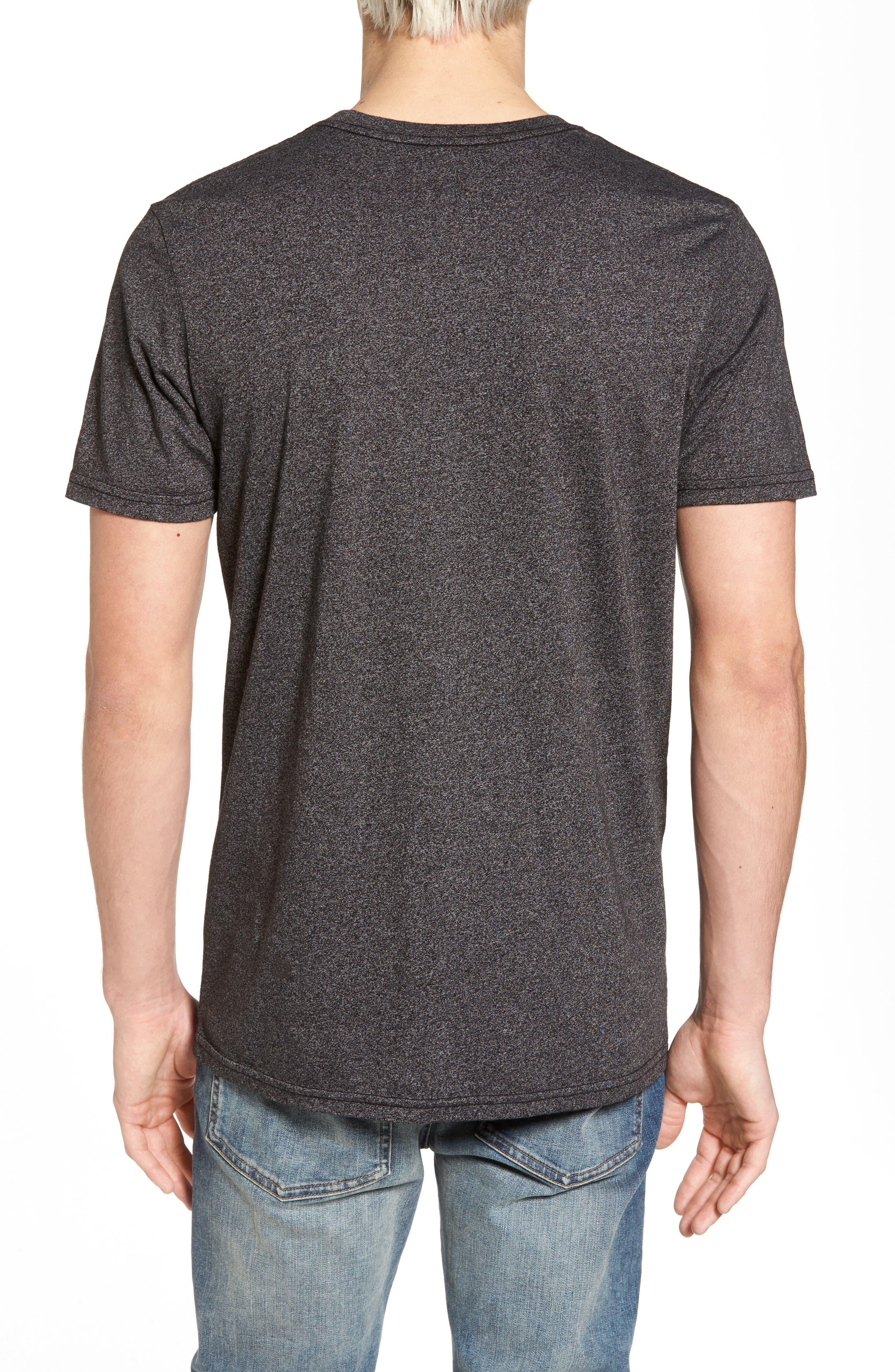 Palm Vision Mock Twist T-Shirt,                             Alternate thumbnail 2, color,