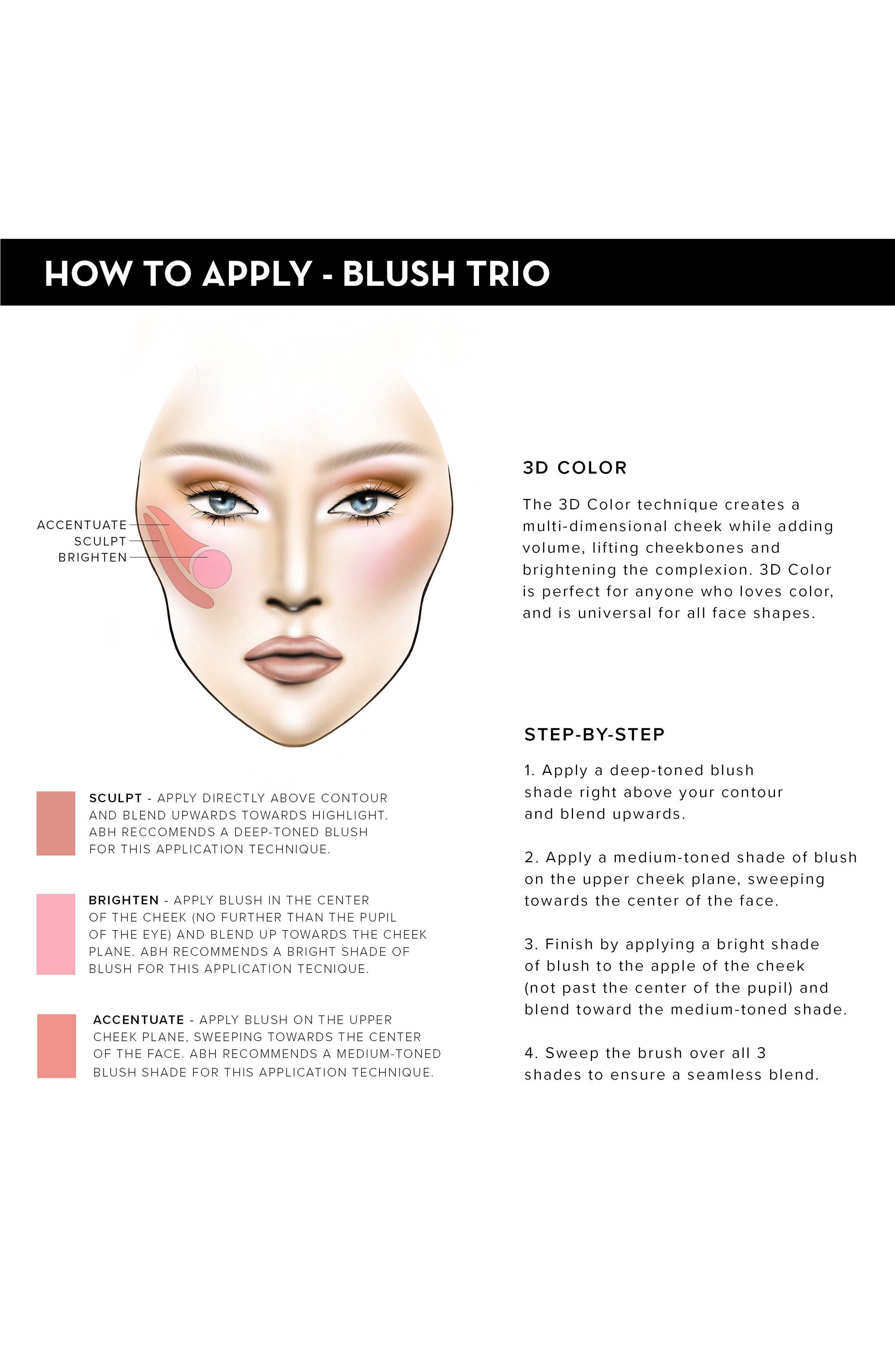 Blush Trio,                             Alternate thumbnail 3, color,                             POOL PARTY