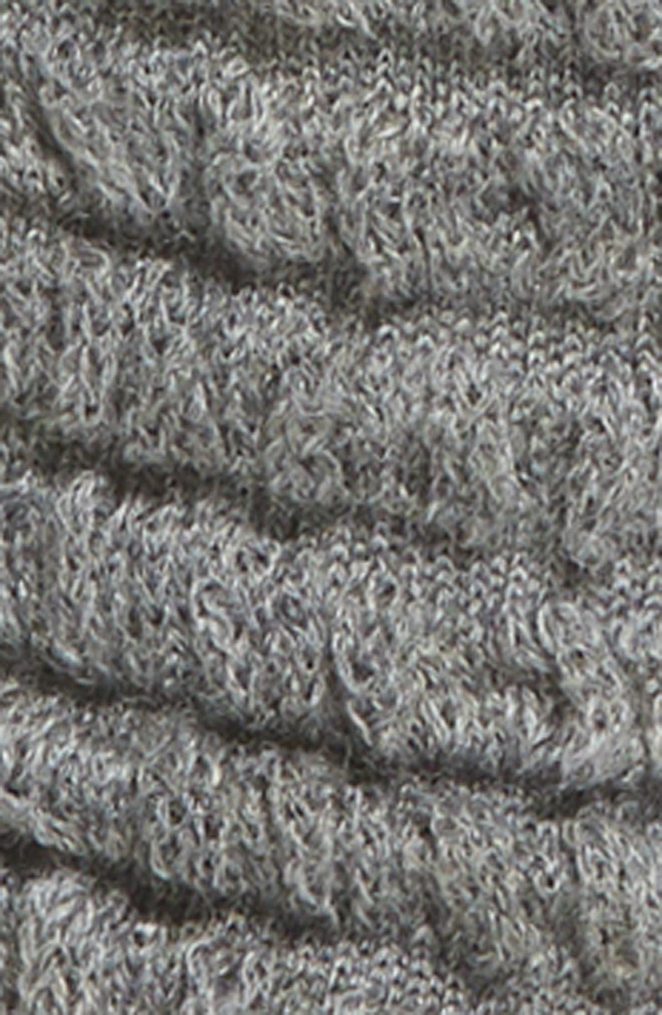 Slouch Crew Socks,                             Alternate thumbnail 2, color,                             030