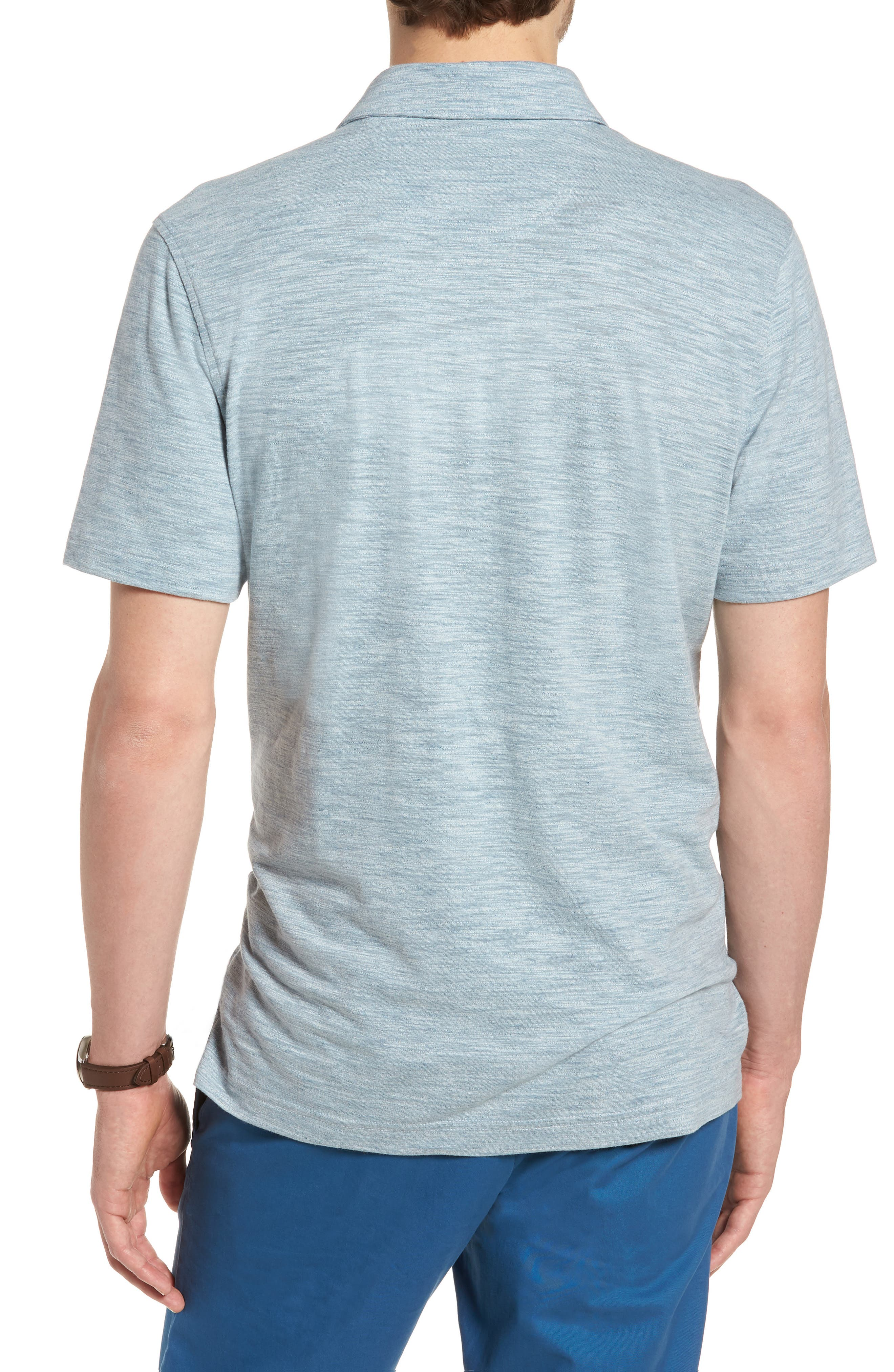 Space Dyed Pocket Polo,                             Alternate thumbnail 13, color,