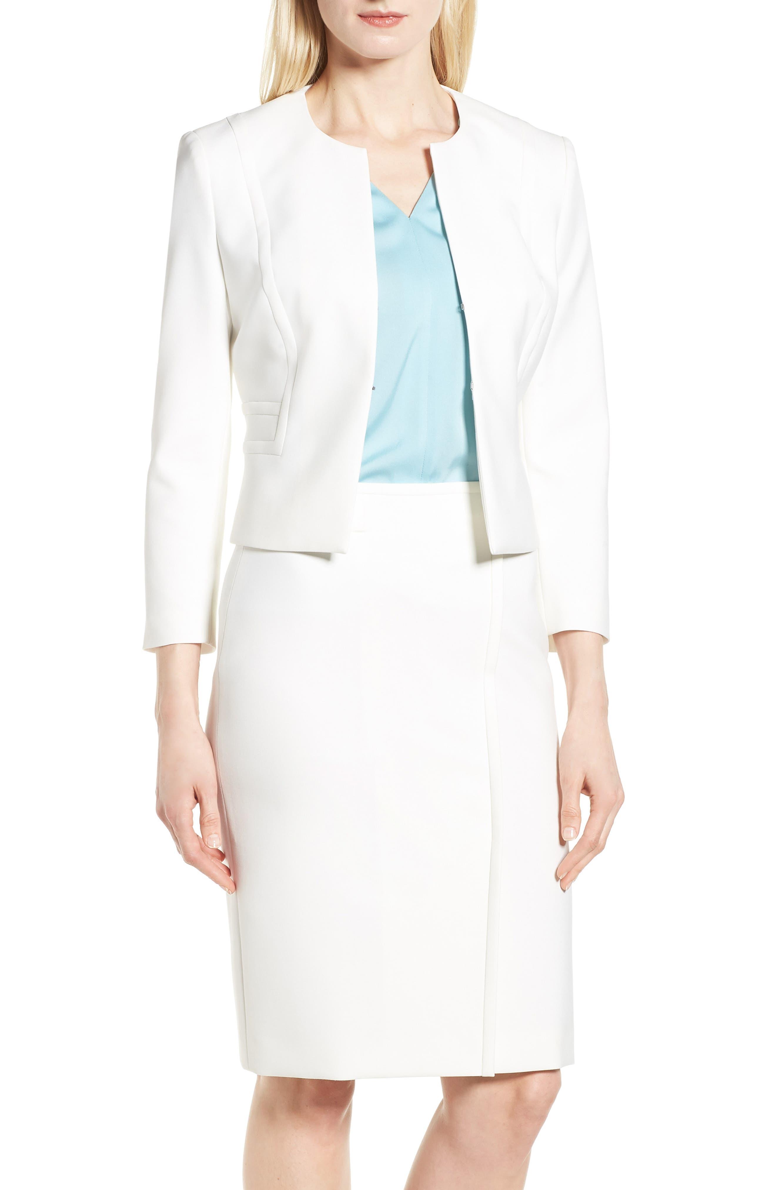 Jadama Suit Jacket,                             Main thumbnail 1, color,                             112
