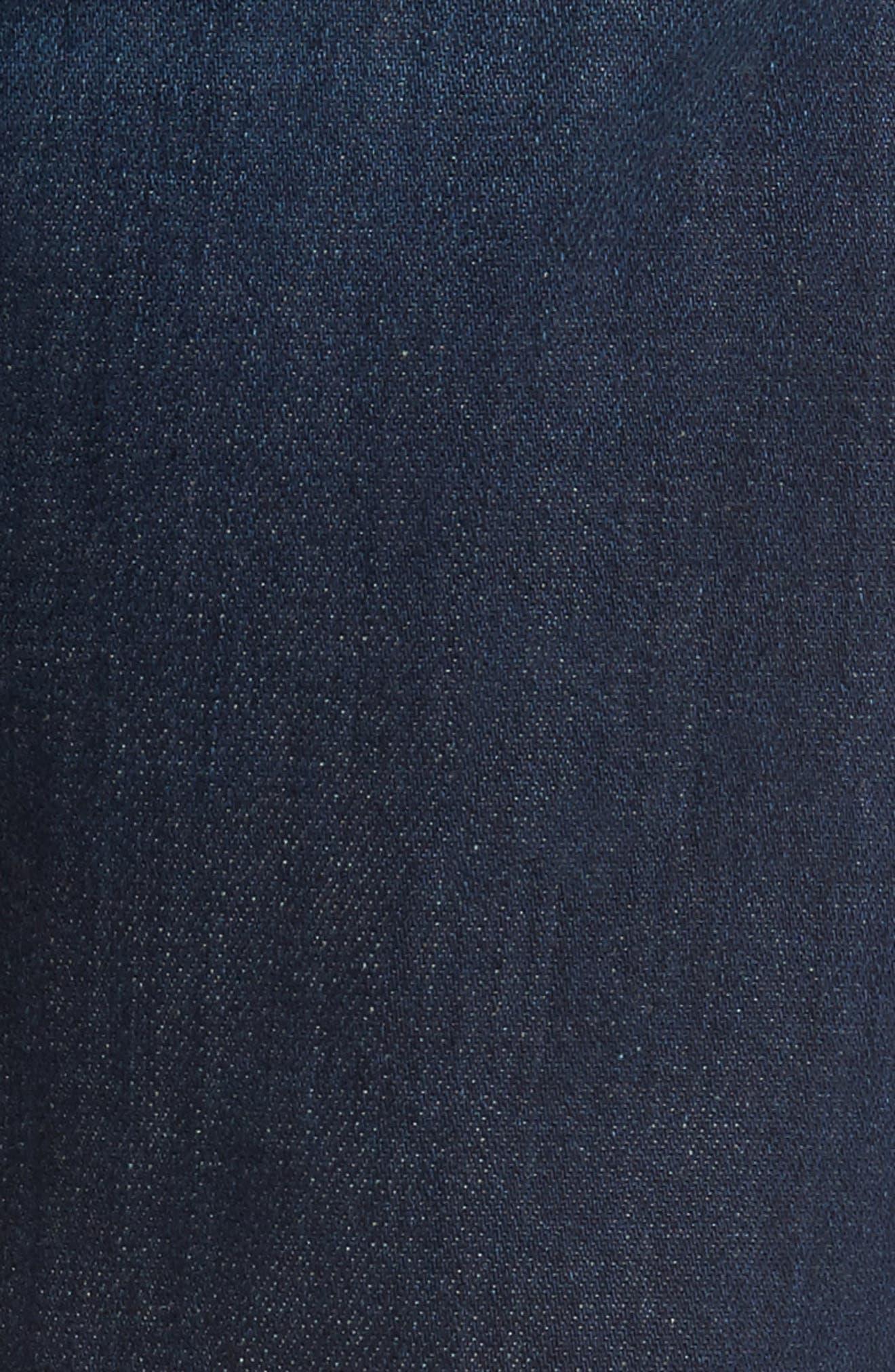 'Sid Classic' Straight Leg Jeans,                             Alternate thumbnail 6, color,                             473
