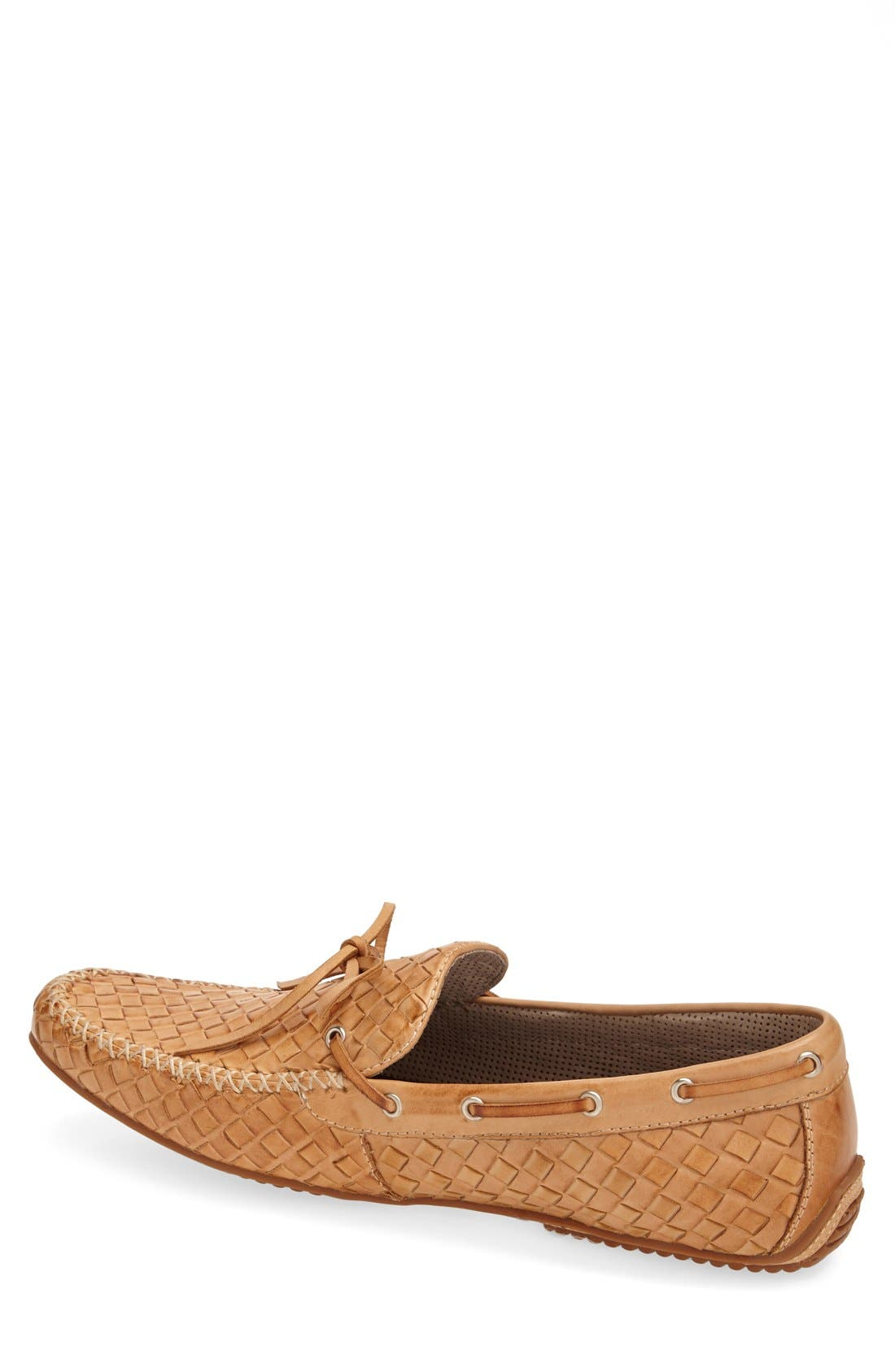 Leather Loafer,                             Alternate thumbnail 15, color,