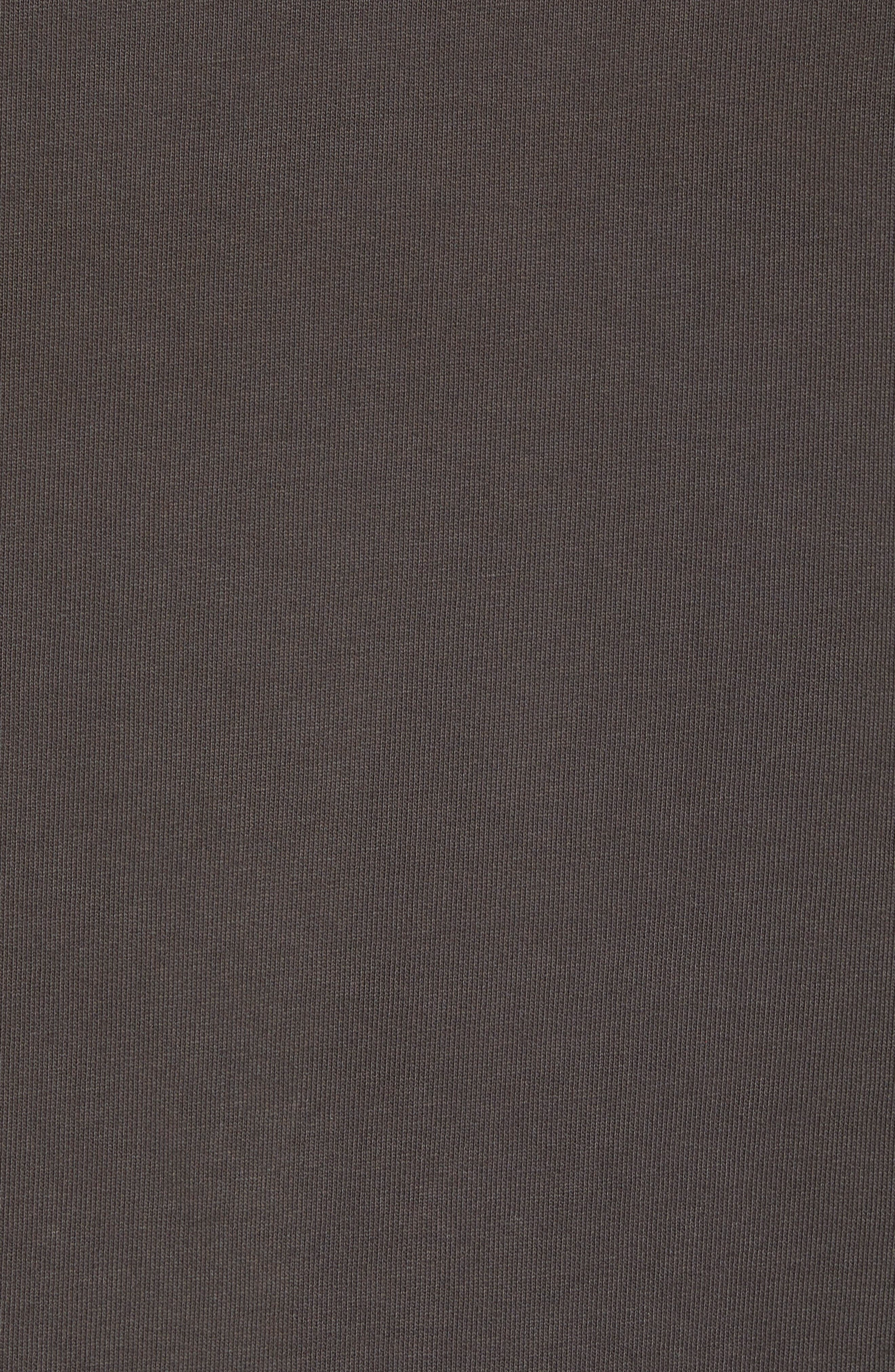 Trevor Slim Fit Crewneck Shirt,                             Alternate thumbnail 5, color,                             032