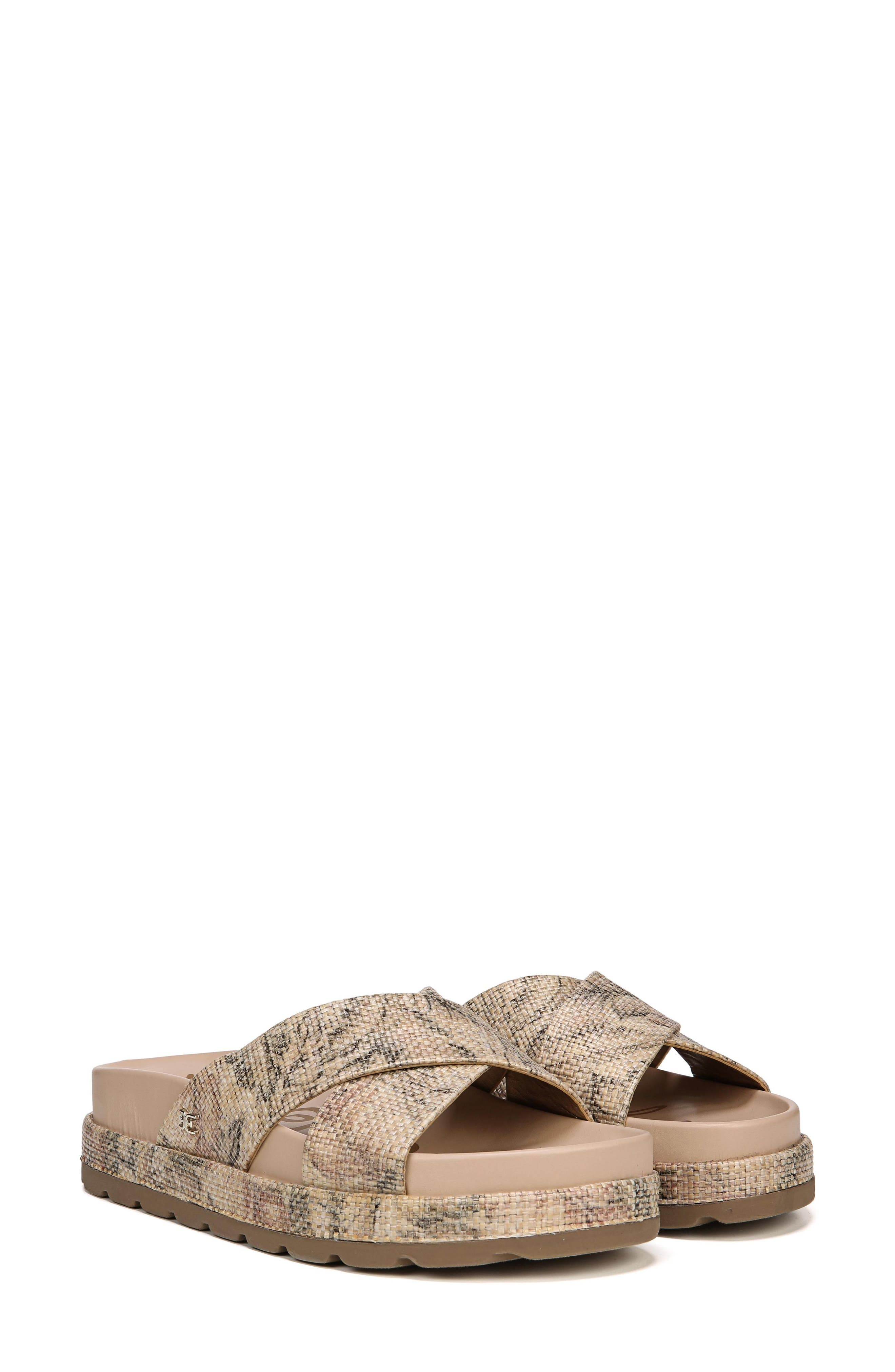 Sadia Slide Sandal, Main, color, 250