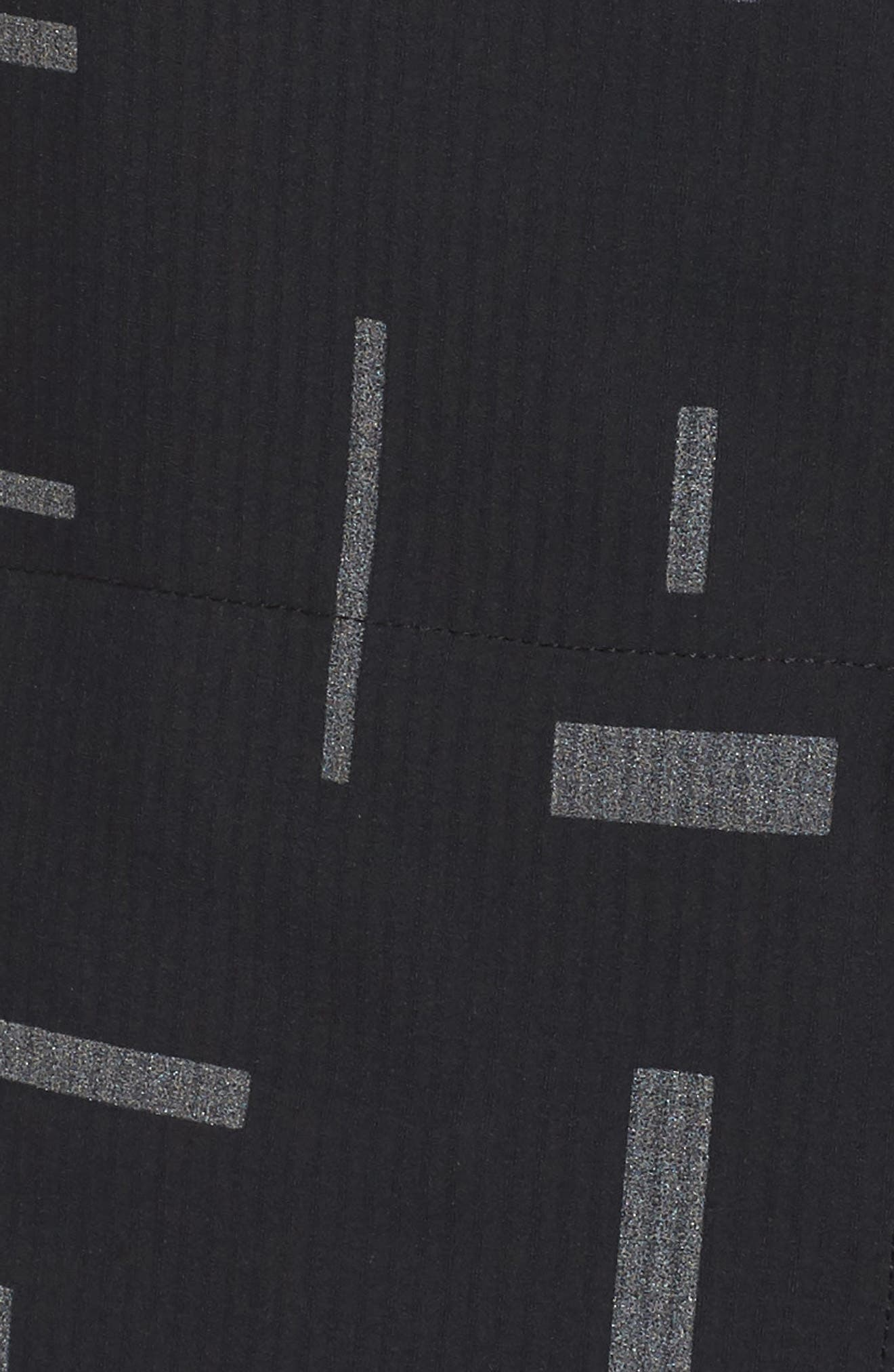 Canopy SE Reflective Running Jacket,                             Alternate thumbnail 7, color,                             001