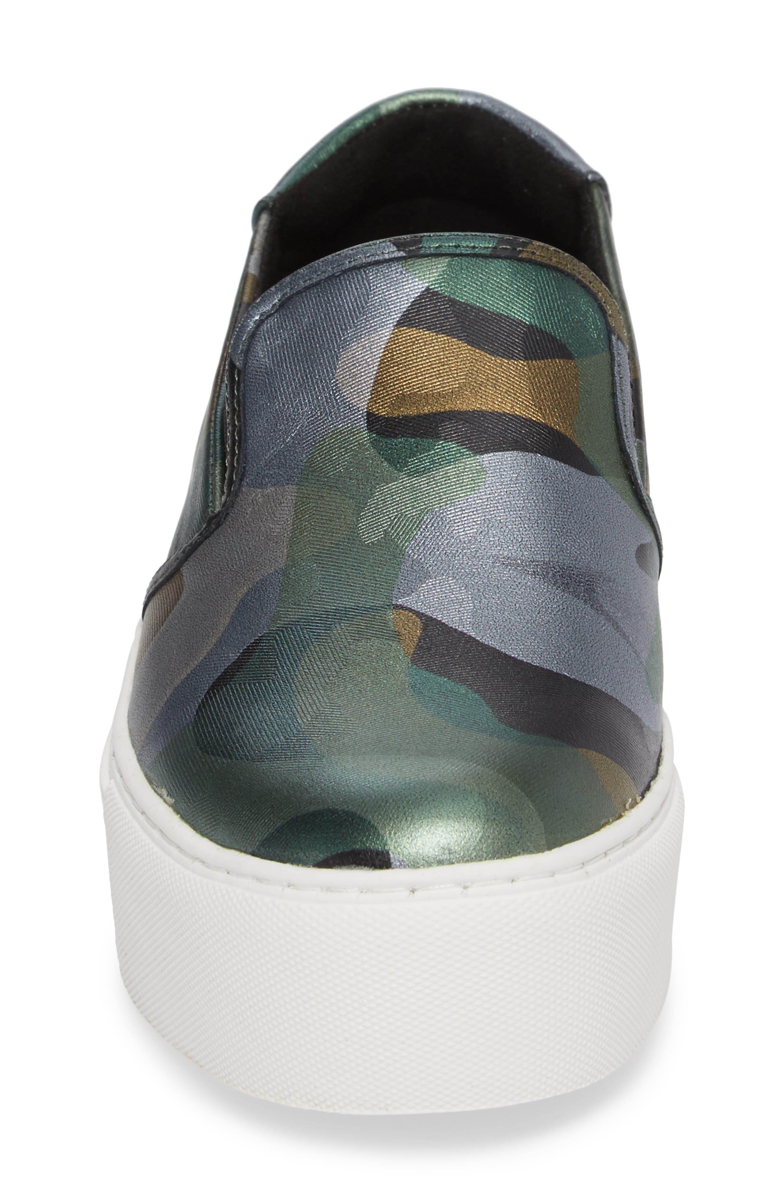 Joanie Slip-On Platform Sneaker,                             Alternate thumbnail 38, color,