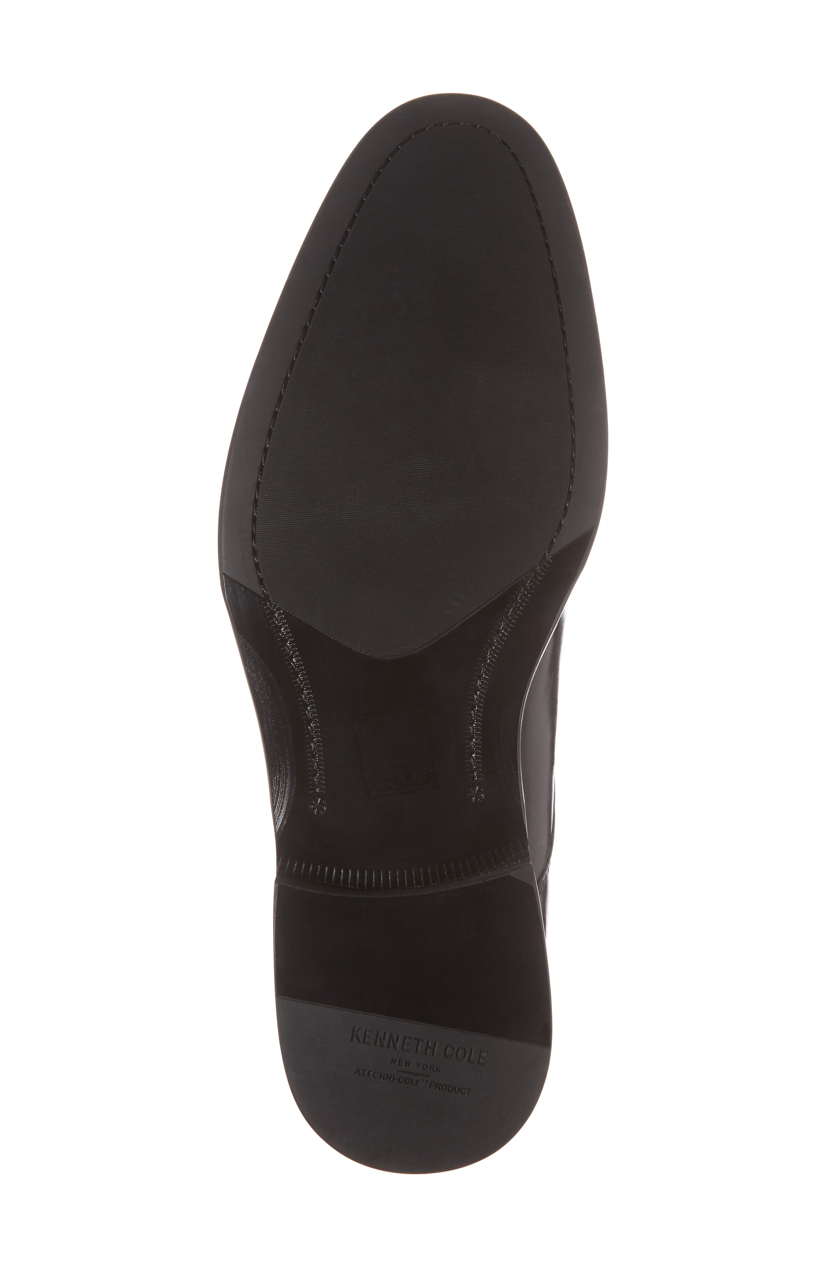 Kenneth Cole Tully Plain Toe Derby,                             Alternate thumbnail 6, color,                             001
