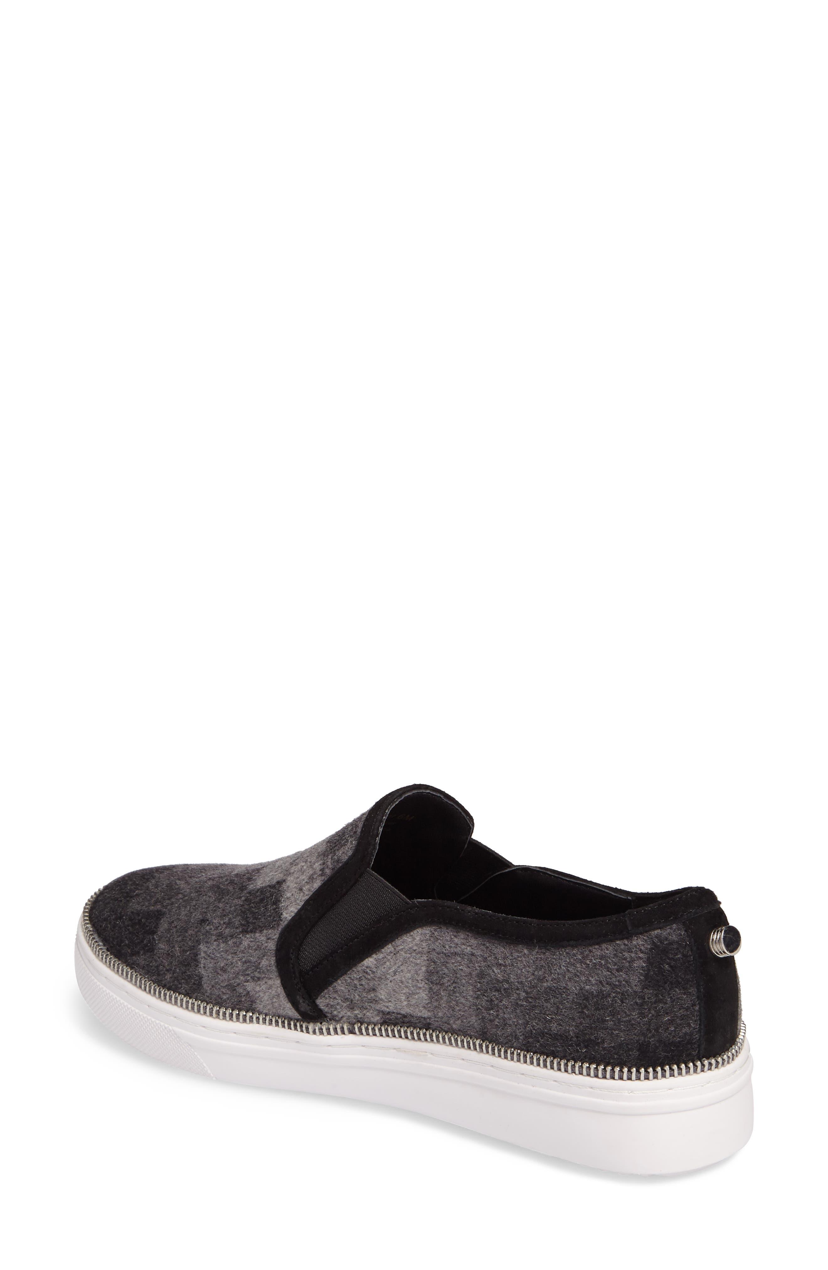 Harper Slip-On Sneaker,                             Alternate thumbnail 8, color,