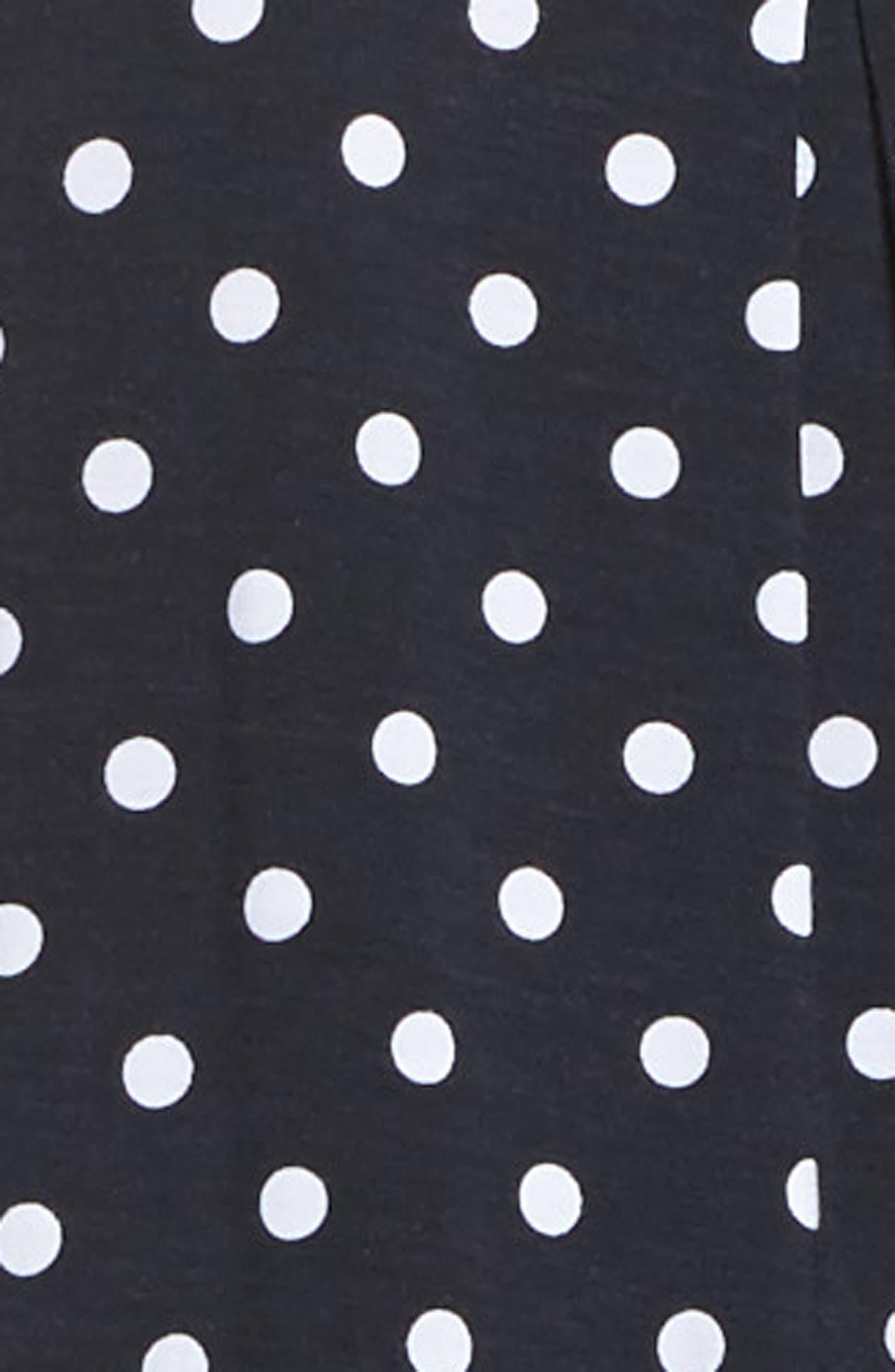 Stretch Modal Pajamas & Eye Mask,                             Alternate thumbnail 5, color,                             001