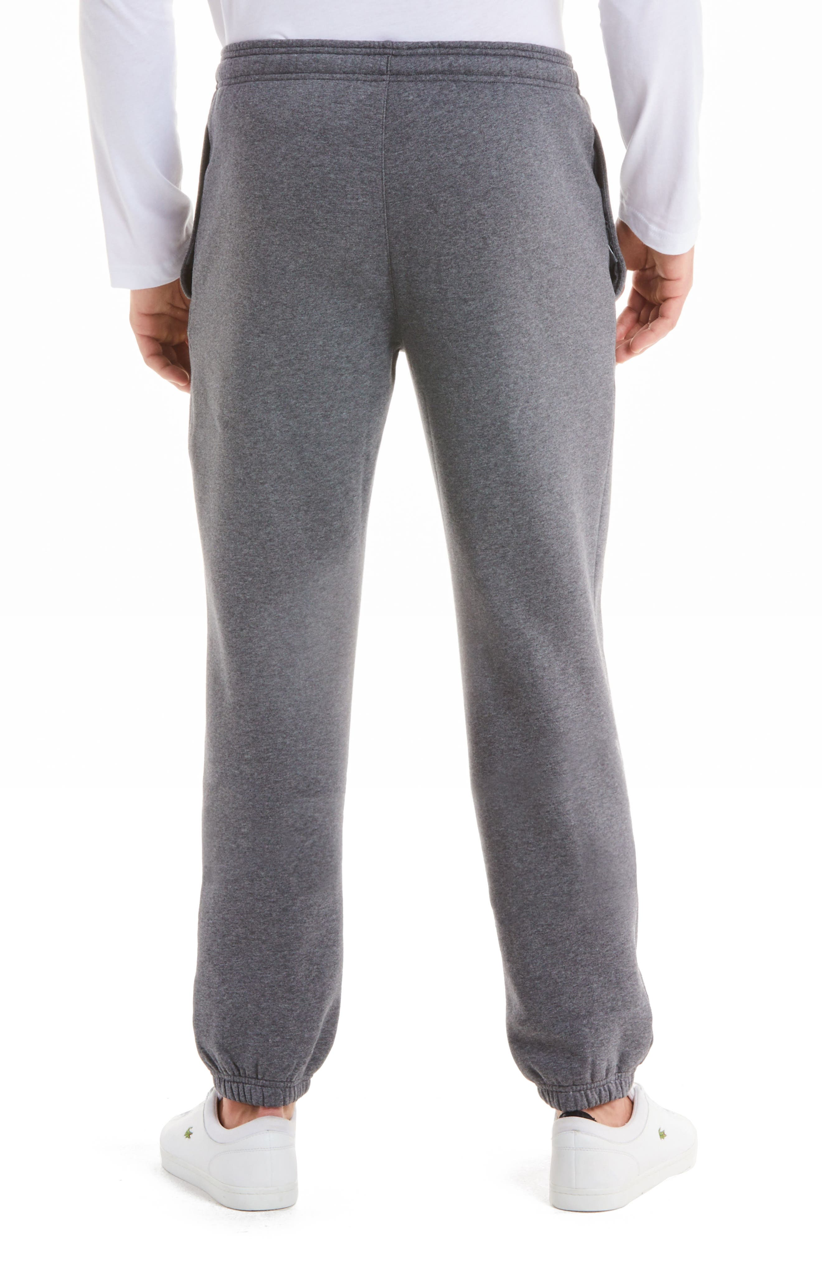 'Sport' Tapered Sweatpants,                             Alternate thumbnail 2, color,                             PITCH