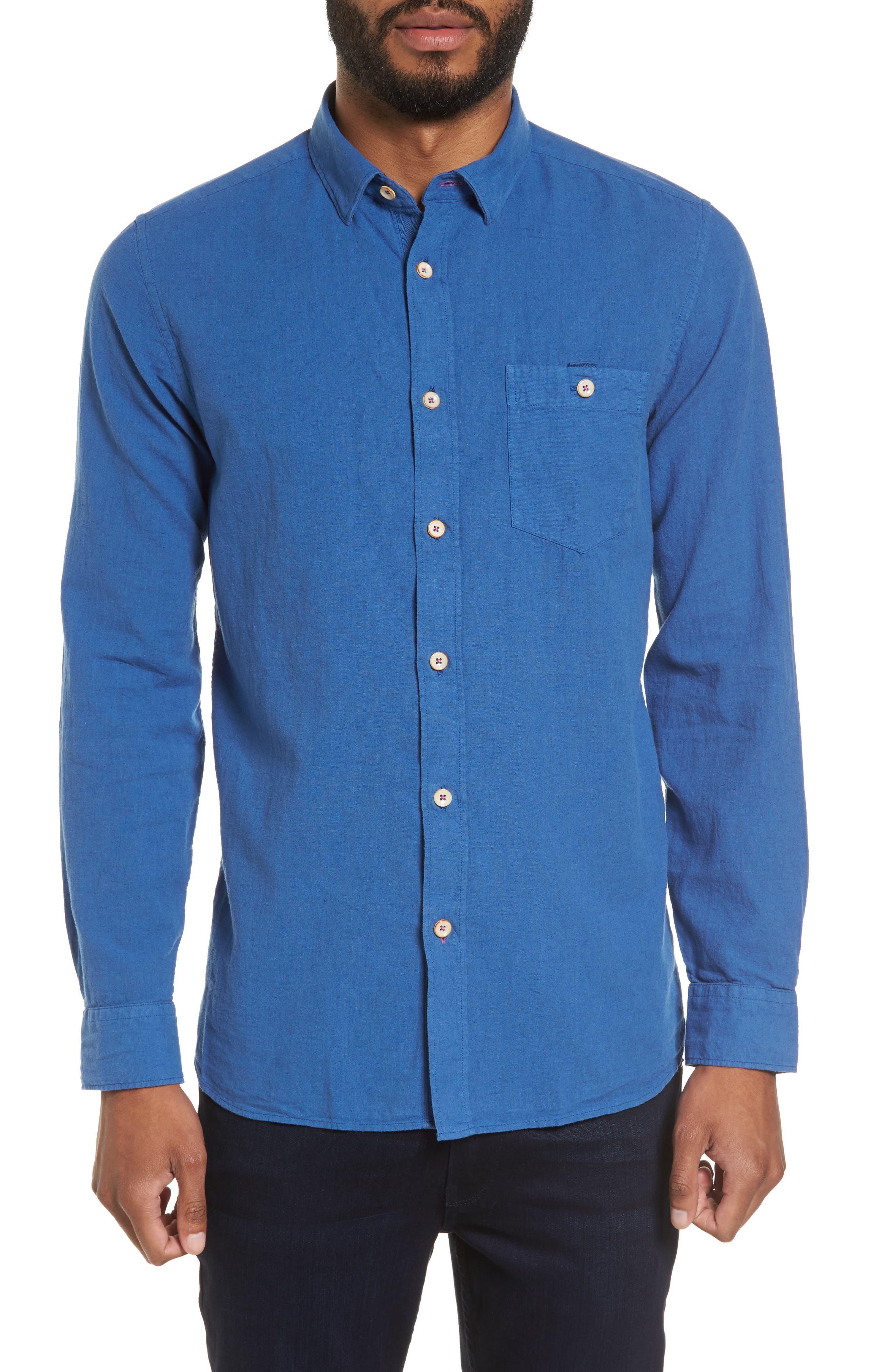 Carwash Modern Slim Fit Sport Shirt,                             Main thumbnail 2, color,