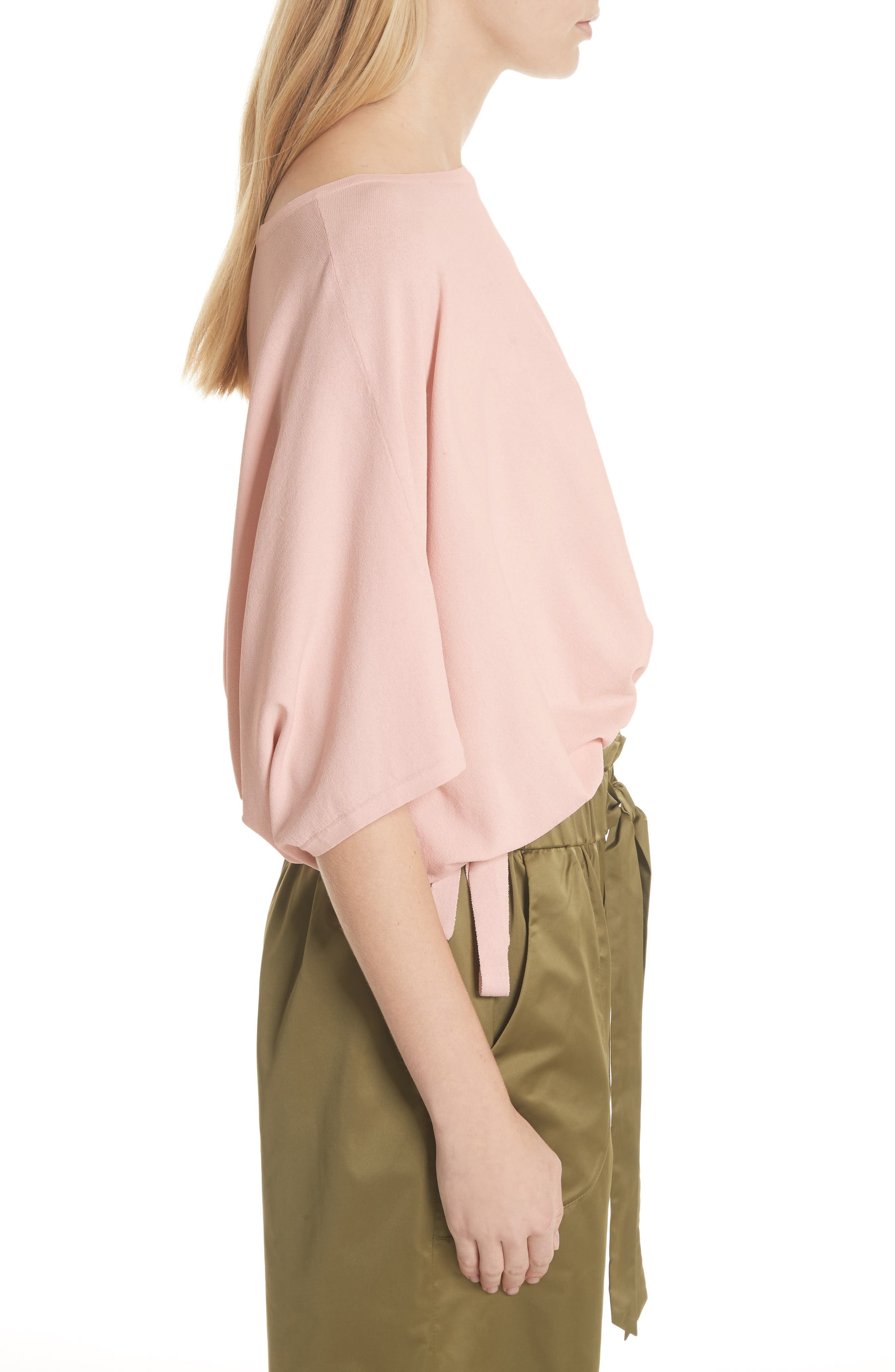 Dolman Sleeve Top,                             Alternate thumbnail 3, color,                             653
