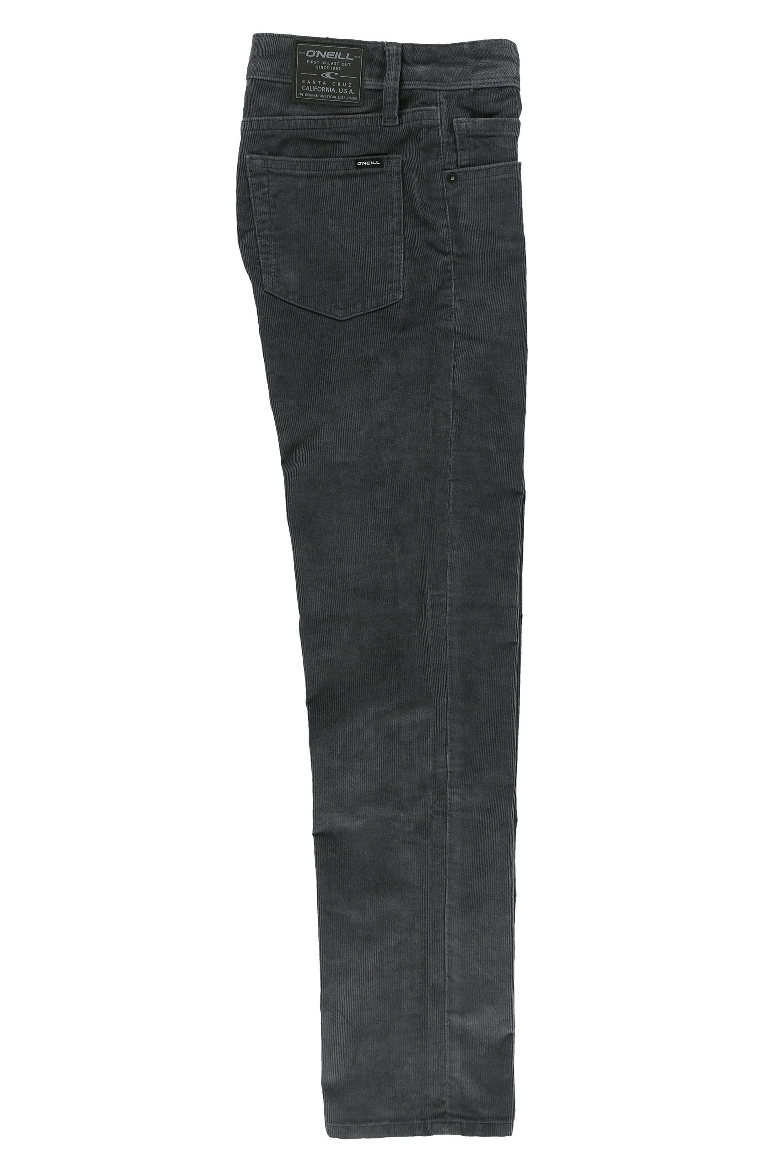 The Straight Corduroy Pants,                             Alternate thumbnail 2, color,