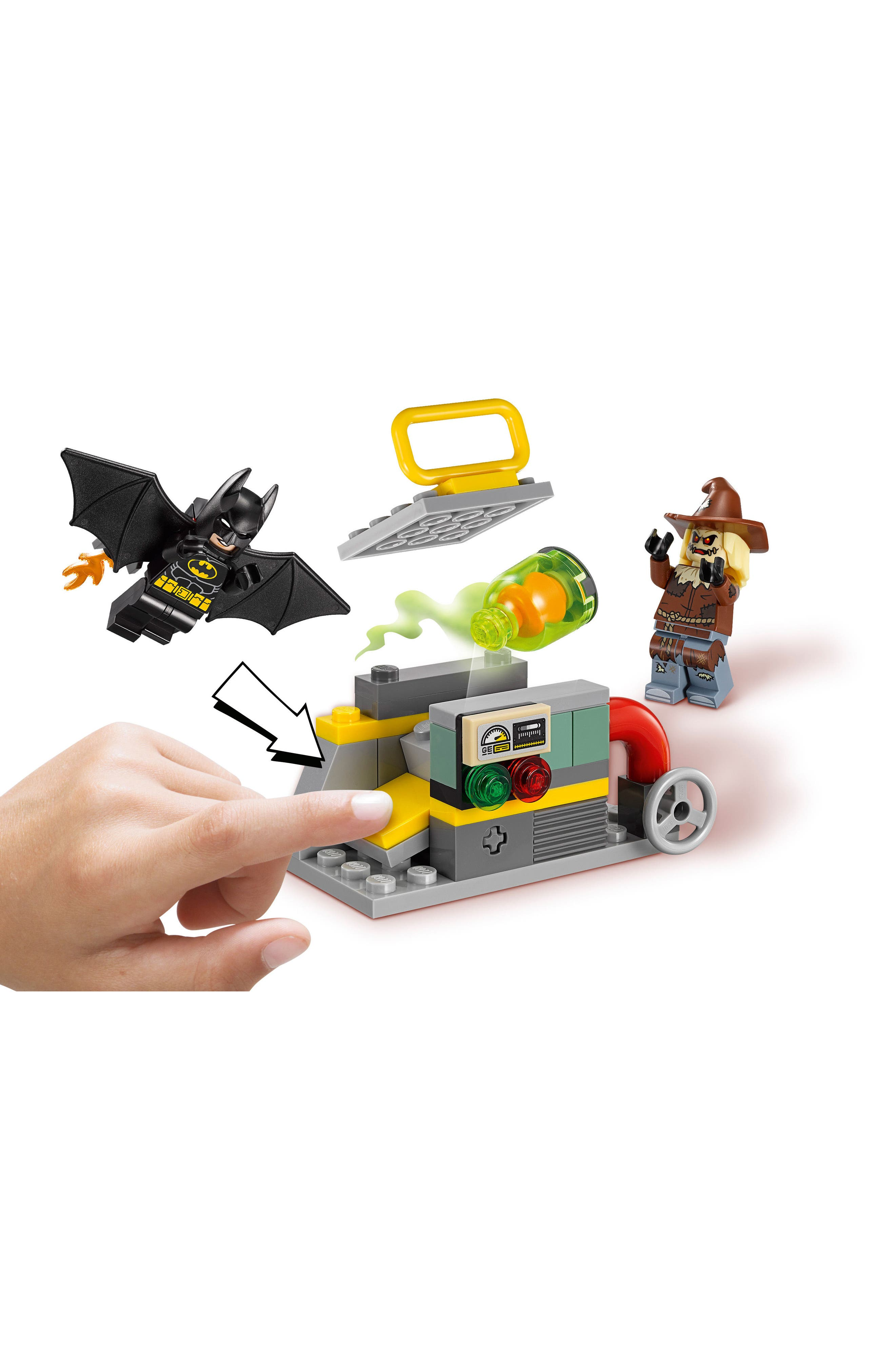 THE LEGO<sup>®</sup> BATMAN MOVIE: Scarecrow<sup>™</sup> Fearful Face-Off Set - 70913,                             Alternate thumbnail 6, color,                             001