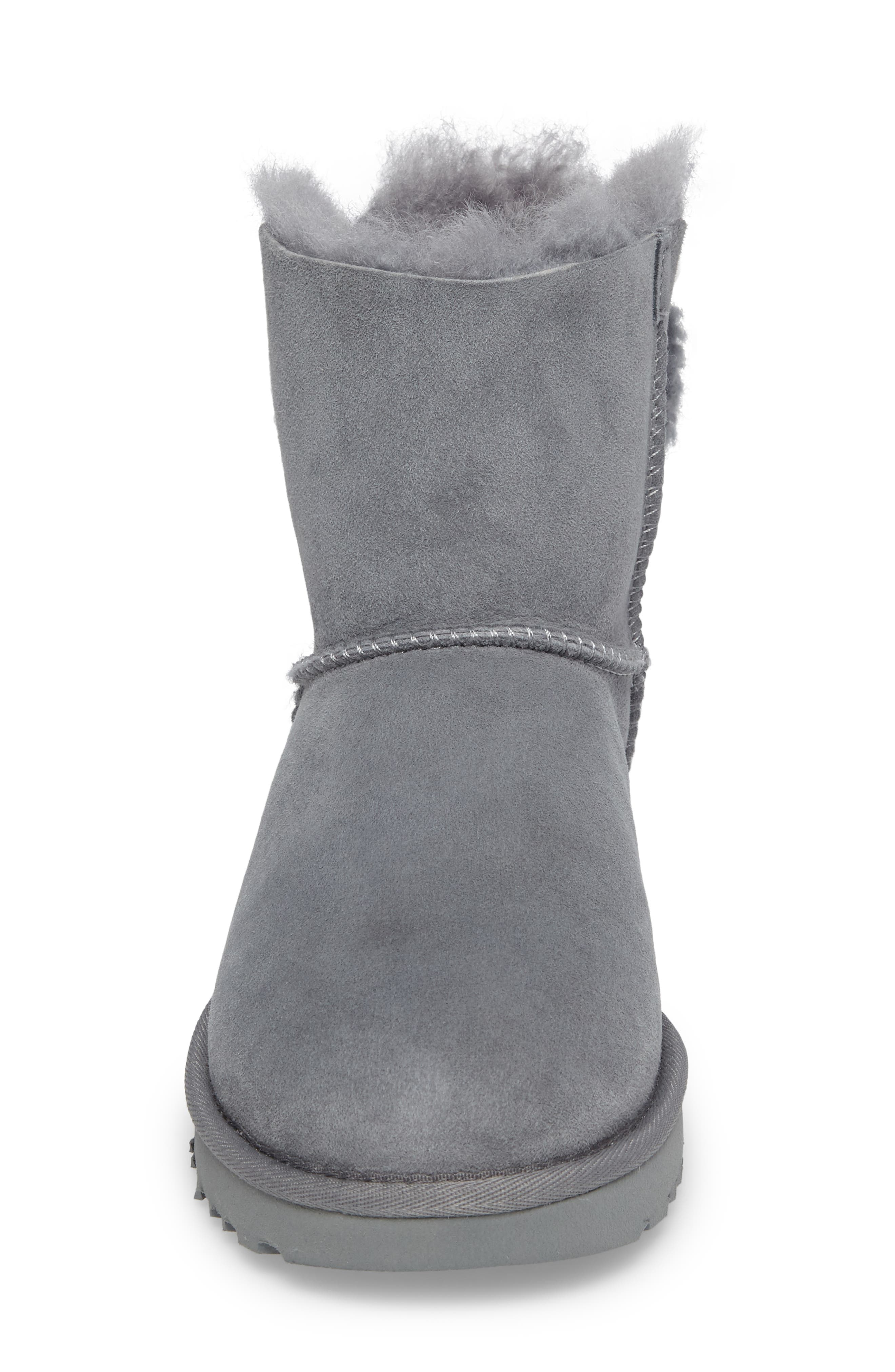 Arielle Genuine Shearling Bootie,                             Alternate thumbnail 12, color,