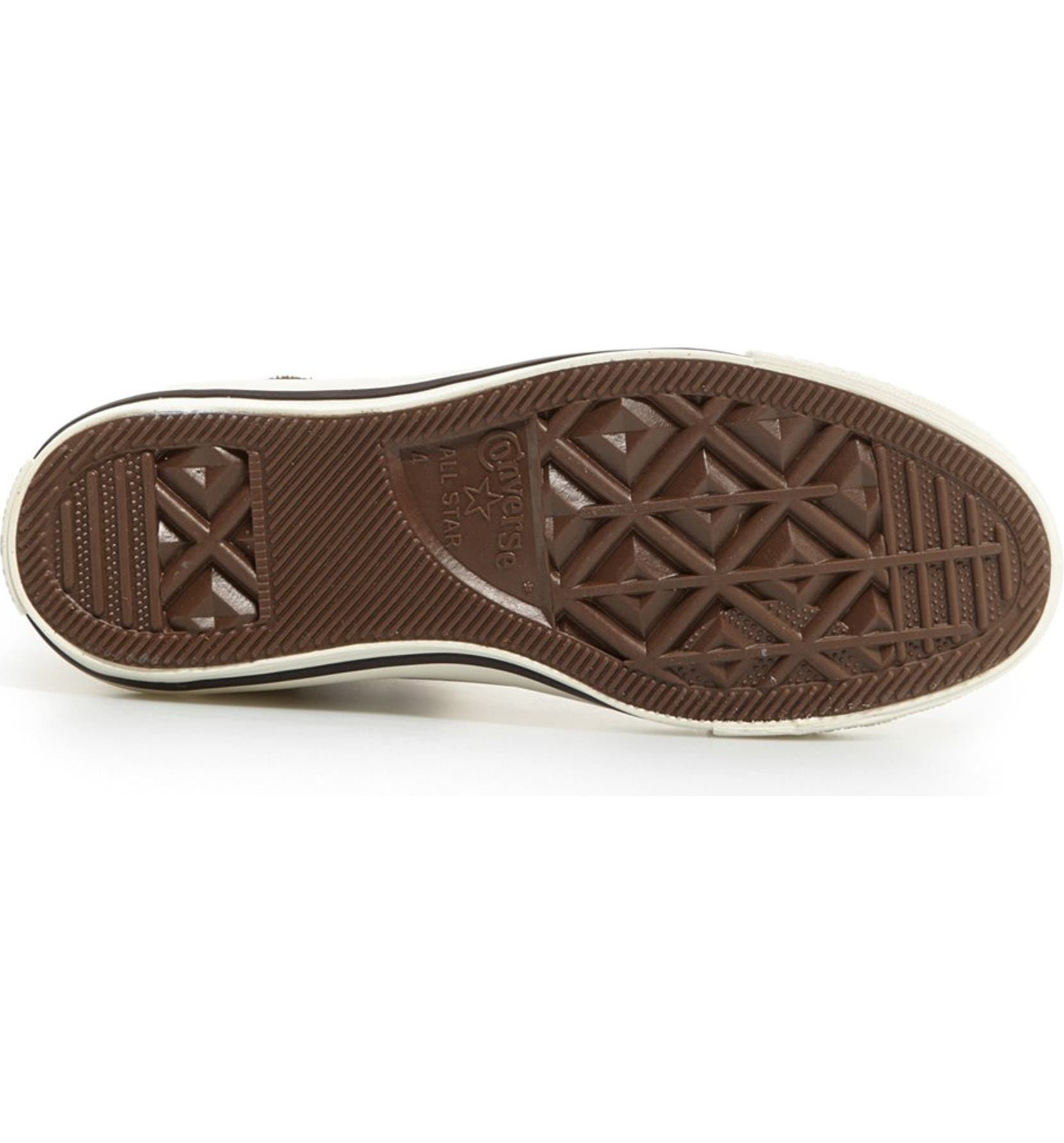 Converse Chuck Taylor®  Aviator  Side Zip Leather High Top Sneaker (Women)   b7ca60c7e