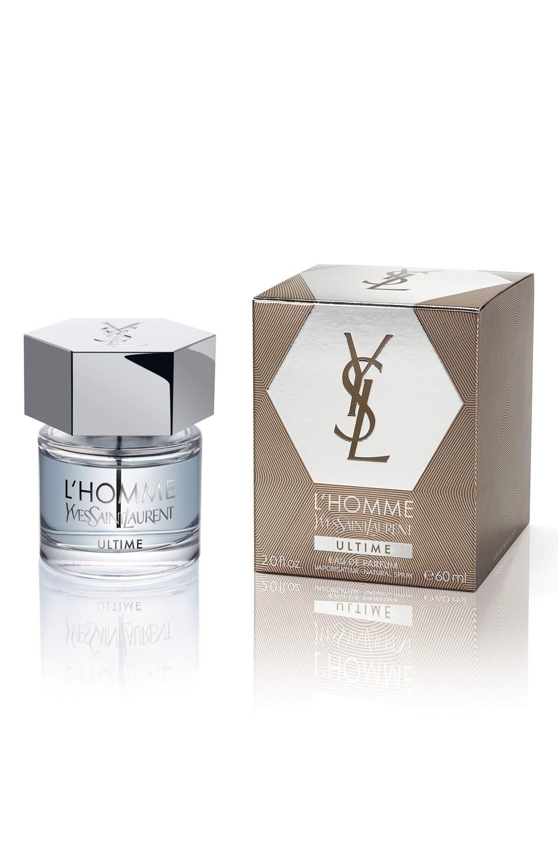 'L'Homme Ultime' Eau de Parfum,                             Alternate thumbnail 3, color,                             NO COLOR