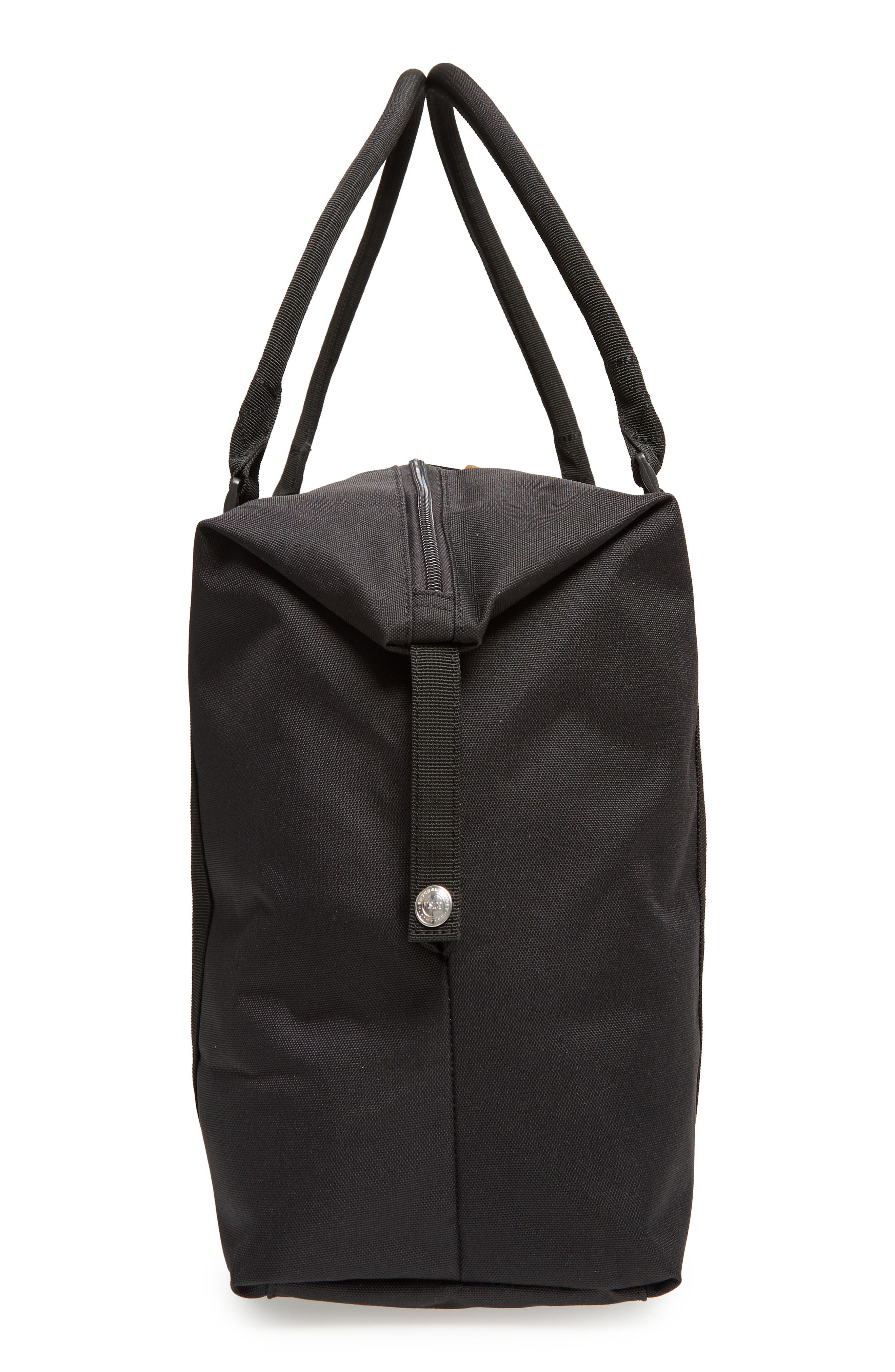 Strand Duffel Bag,                             Alternate thumbnail 5, color,                             001
