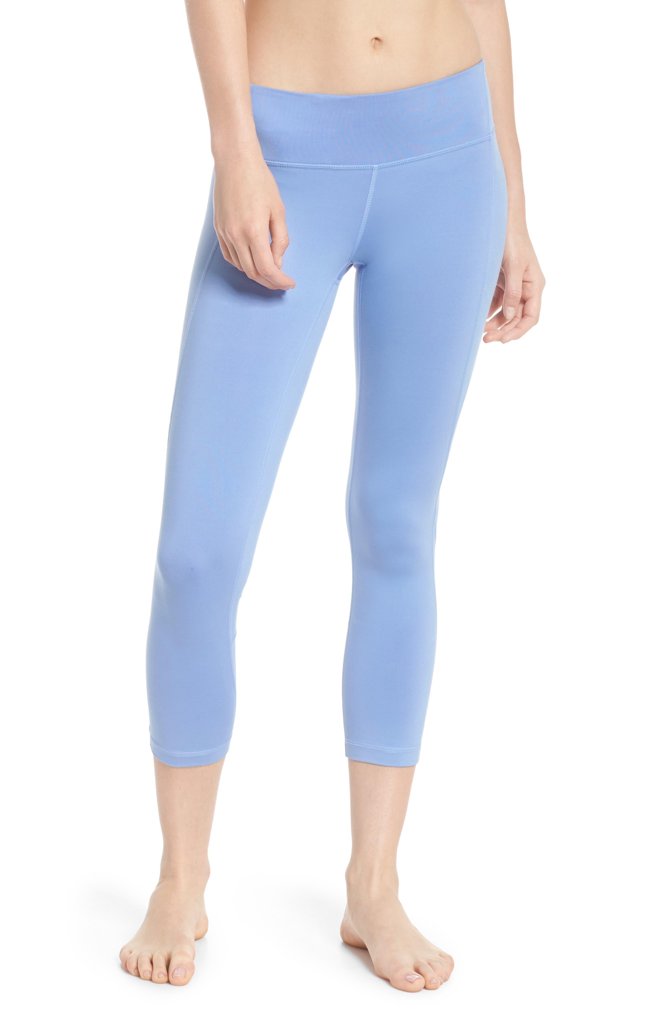 Live-In Keep It Cool Crop Leggings,                             Main thumbnail 2, color,
