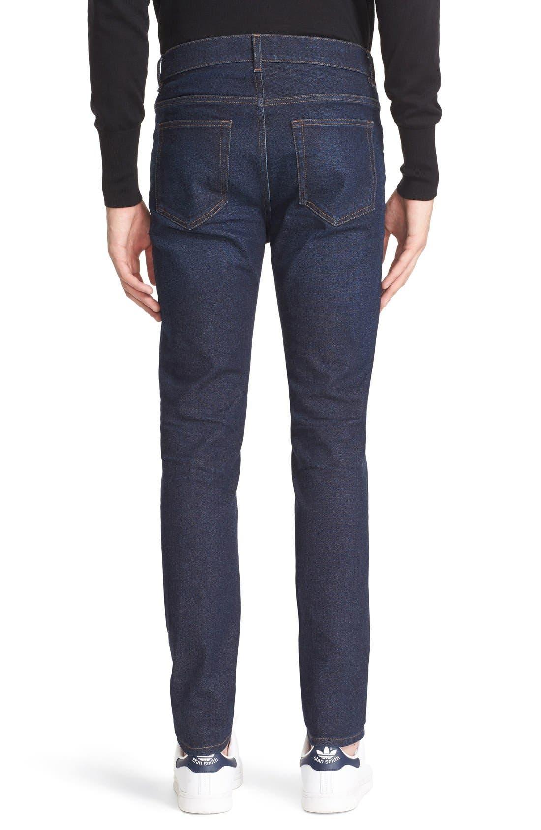Ace Slim Fit Jeans,                             Alternate thumbnail 2, color,                             400