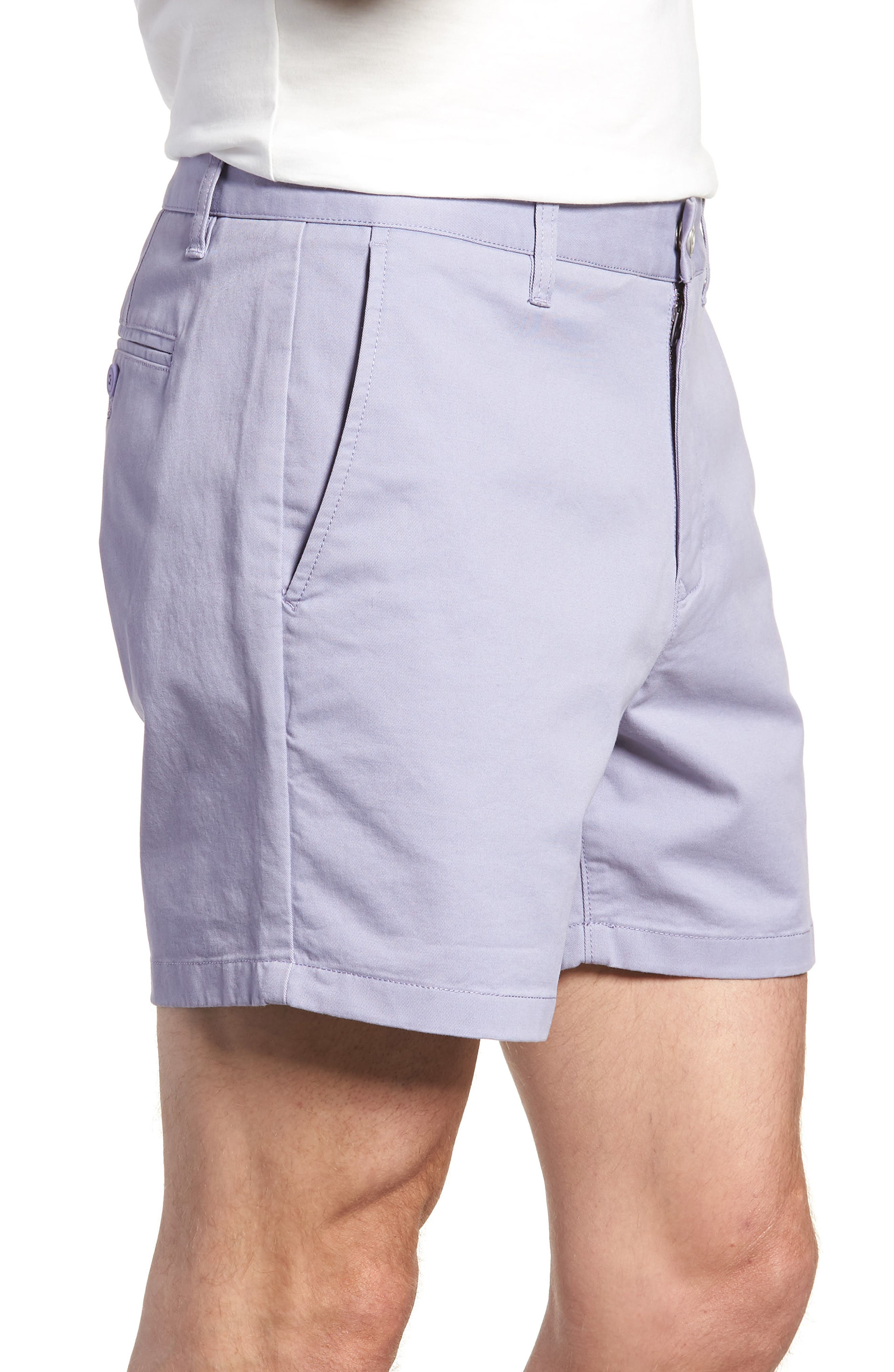 Stretch Washed Chino 5-Inch Shorts,                             Alternate thumbnail 71, color,