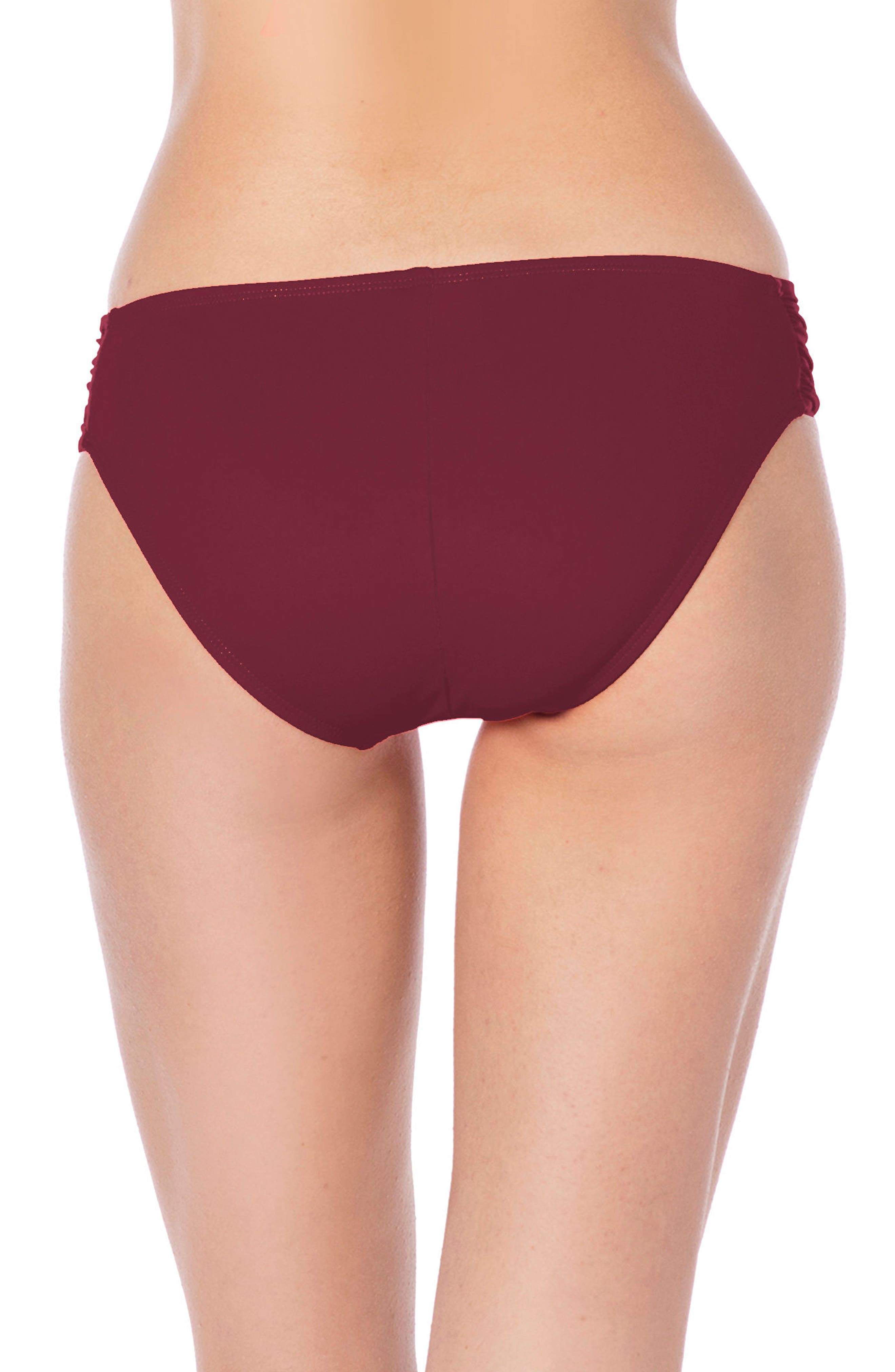 Island Goddess Hipster Bikini Bottoms,                             Alternate thumbnail 27, color,