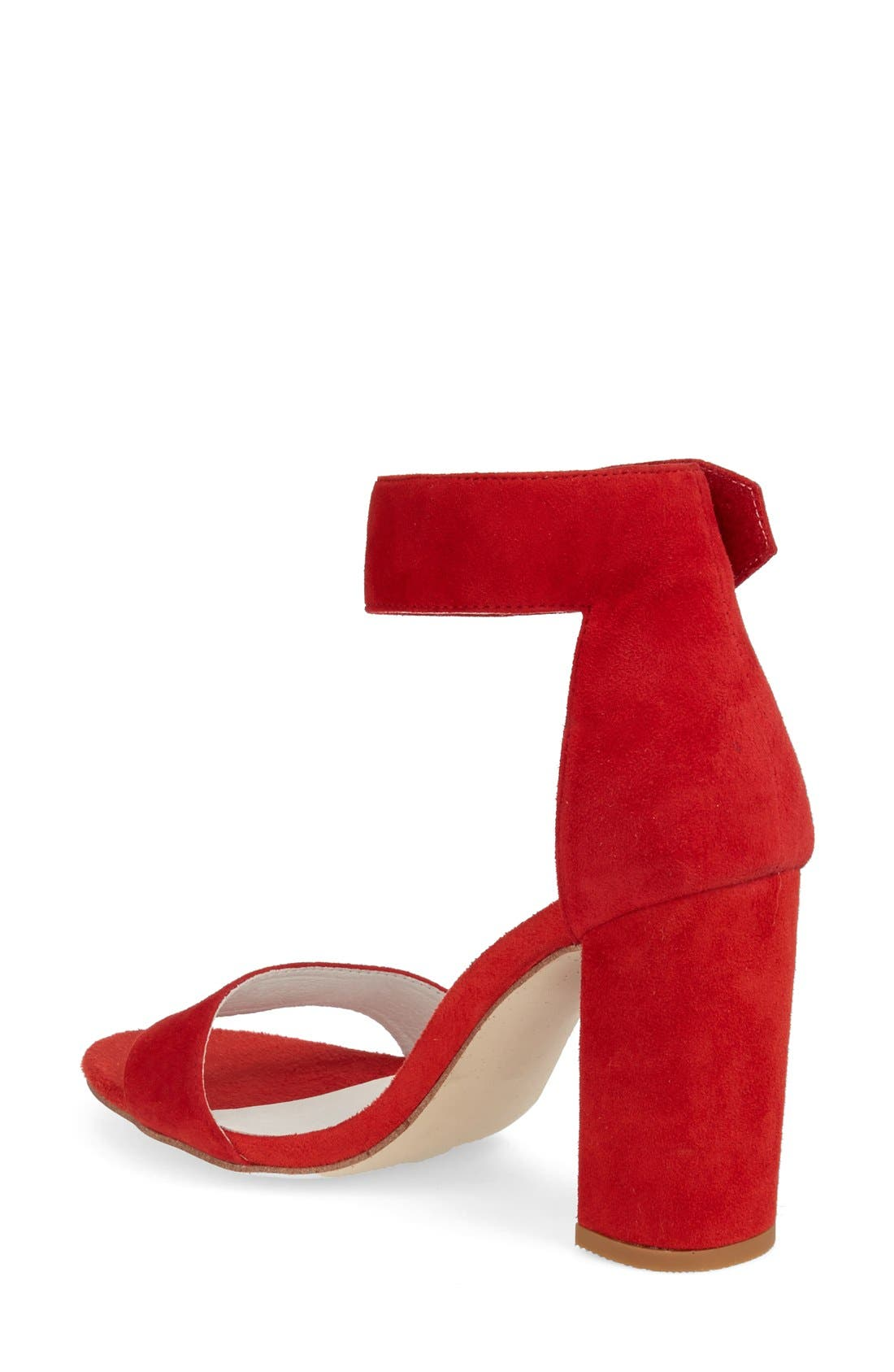 'Lindsay' Ankle Strap Sandal,                             Alternate thumbnail 59, color,