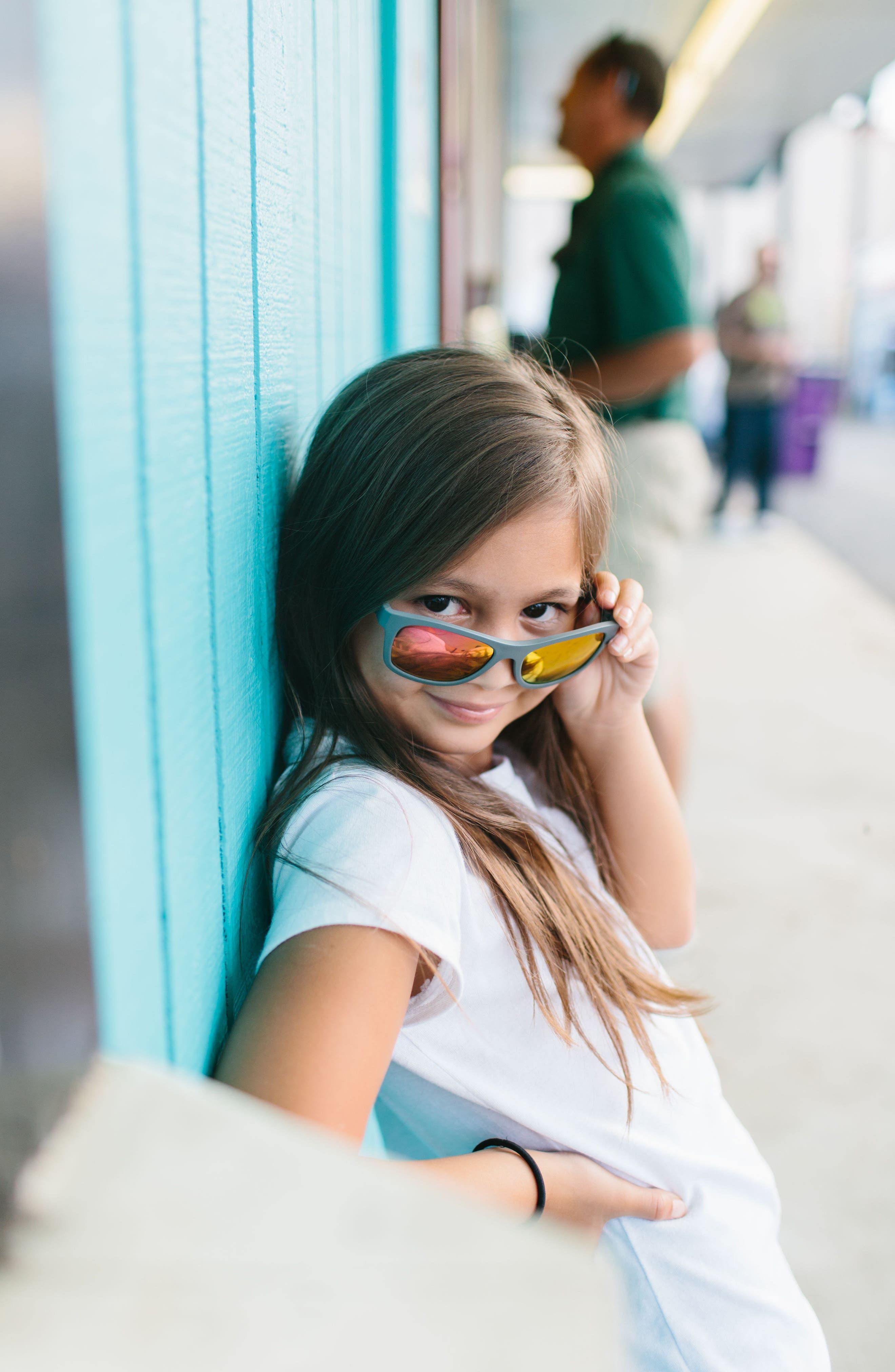 Aces Navigator Sunglasses,                             Alternate thumbnail 5, color,                             020