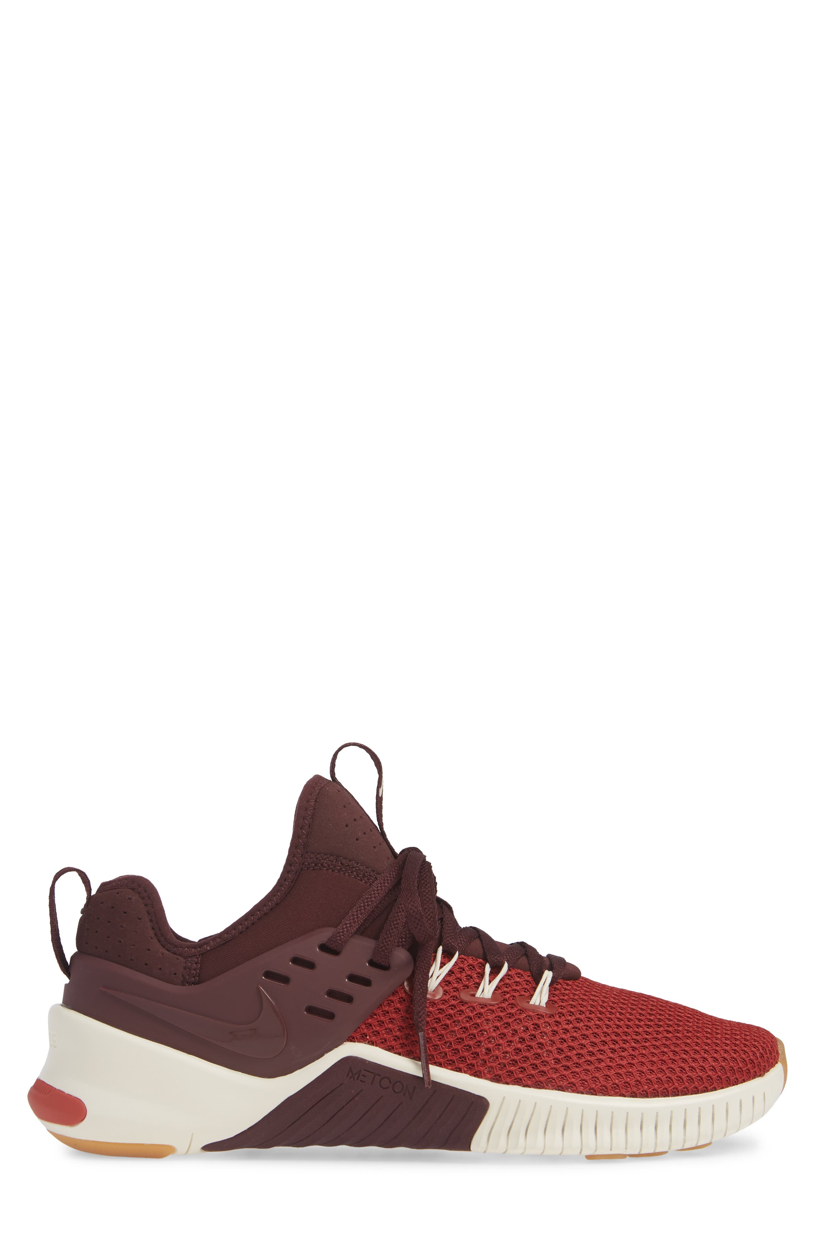 Free x Metcon Training Shoe,                             Alternate thumbnail 3, color,                             936